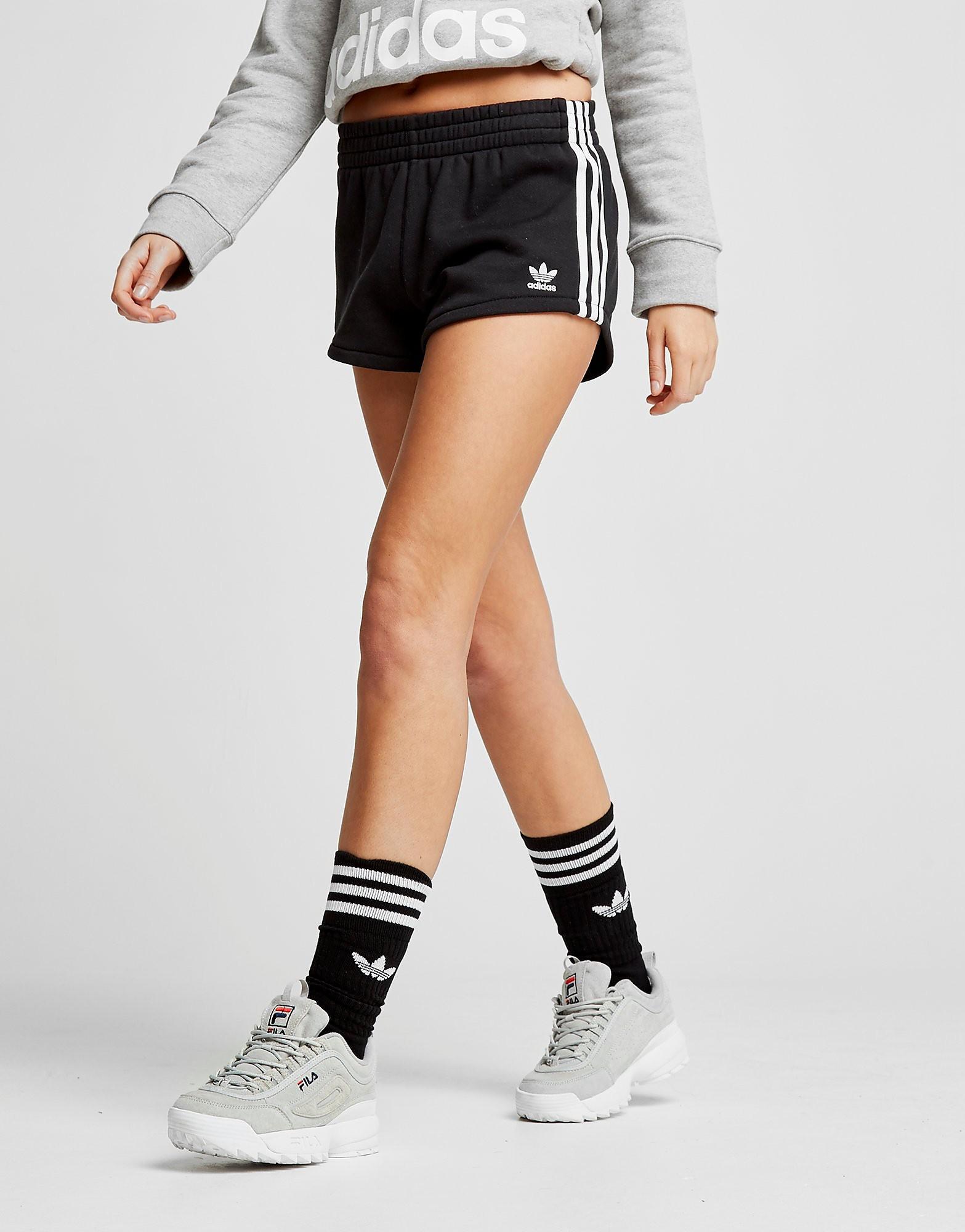 adidas Originals 3-Stripe Terry Shorts
