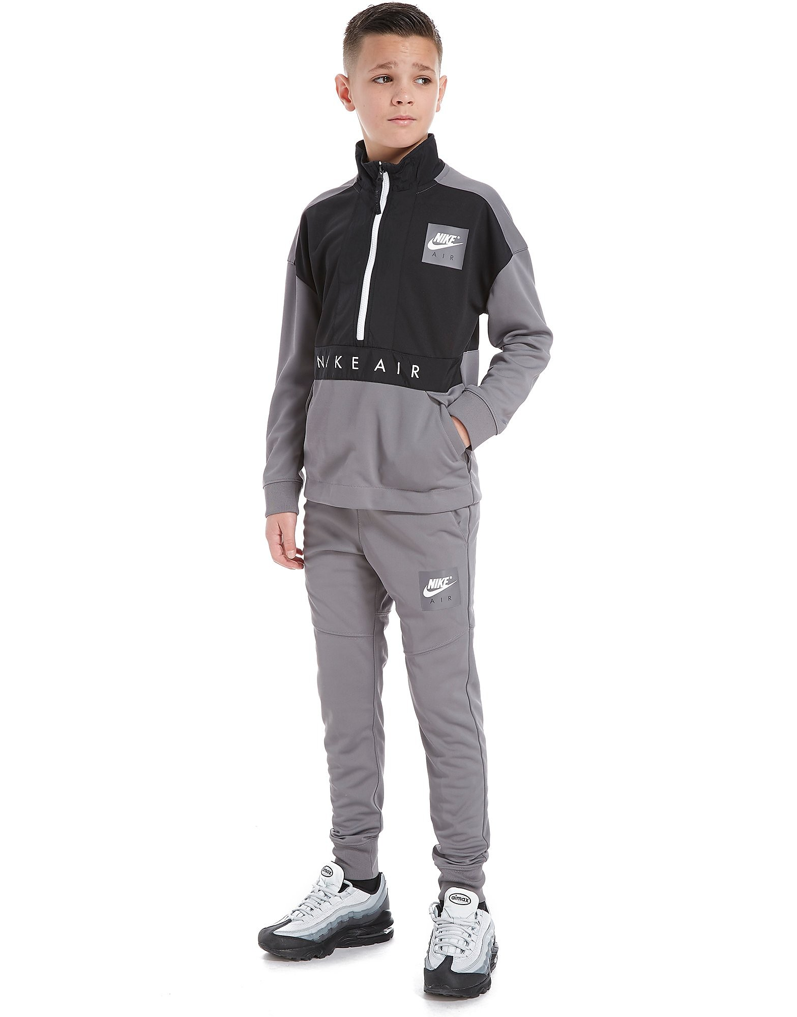 Nike Air 1/4 Zip Tracksuit Junior