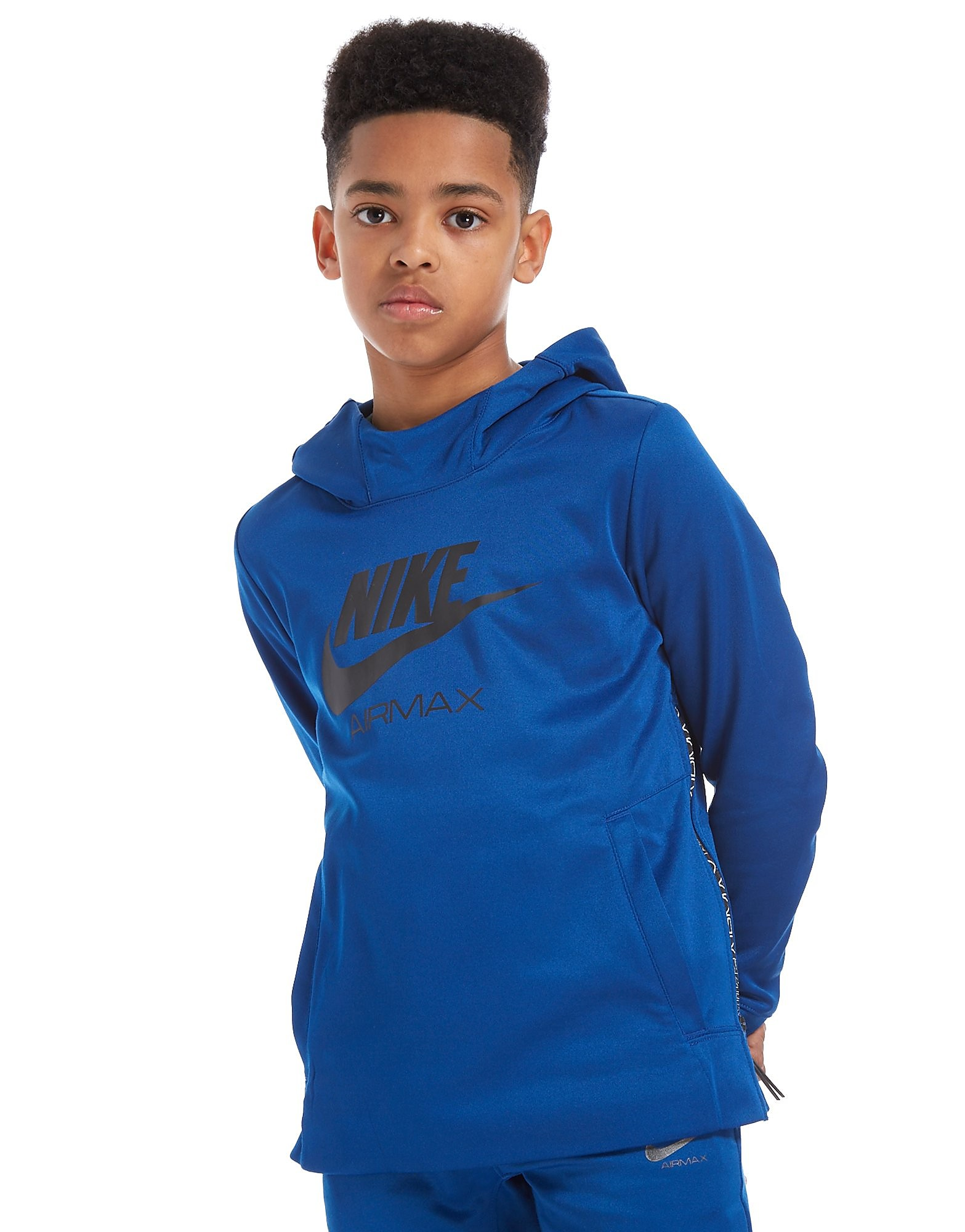 Nike Air Max Poly Overhead Hoodie Junior