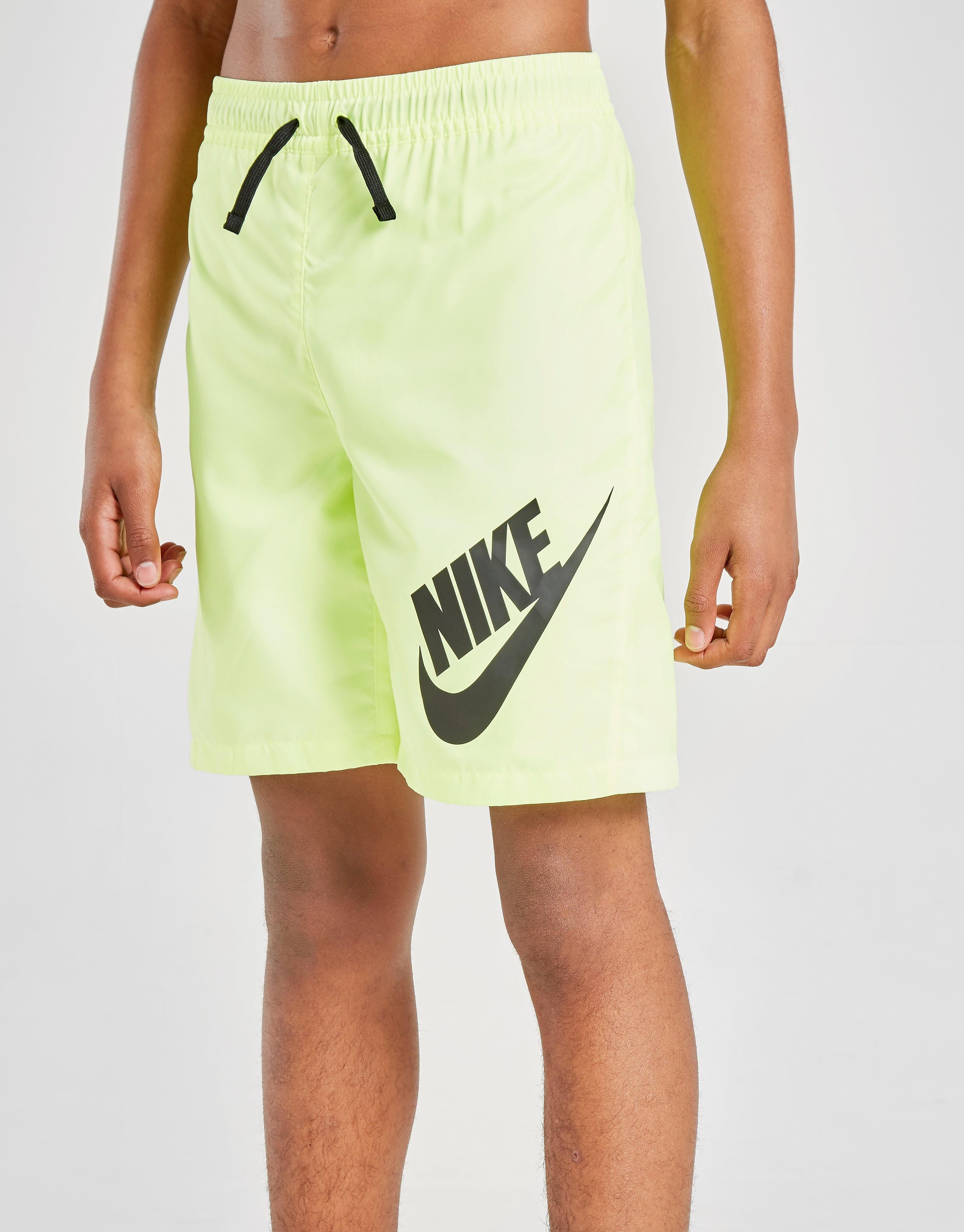 Nike Flow Woven Shorts Junior