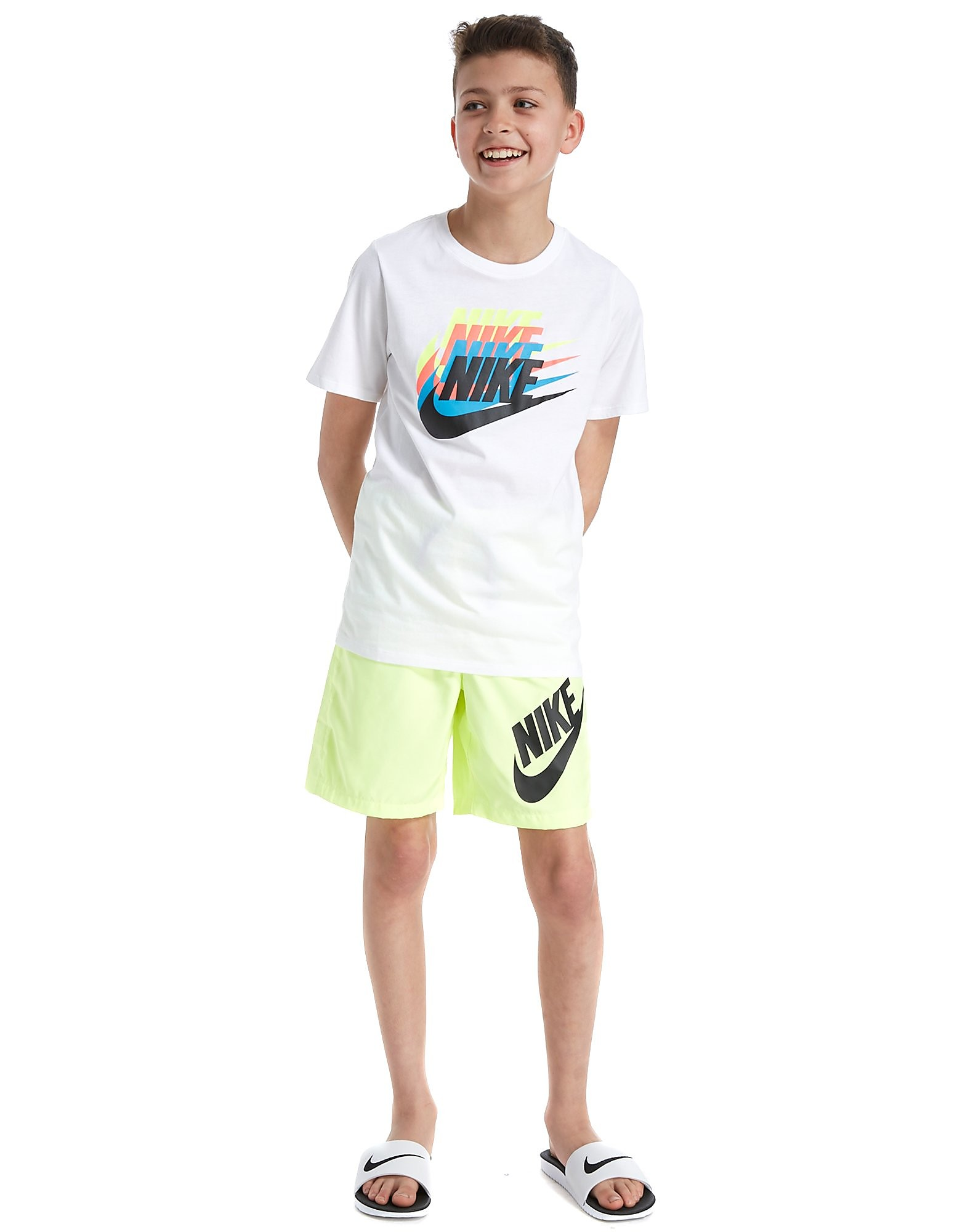 Nike Multi Futura T-Shirt Junior