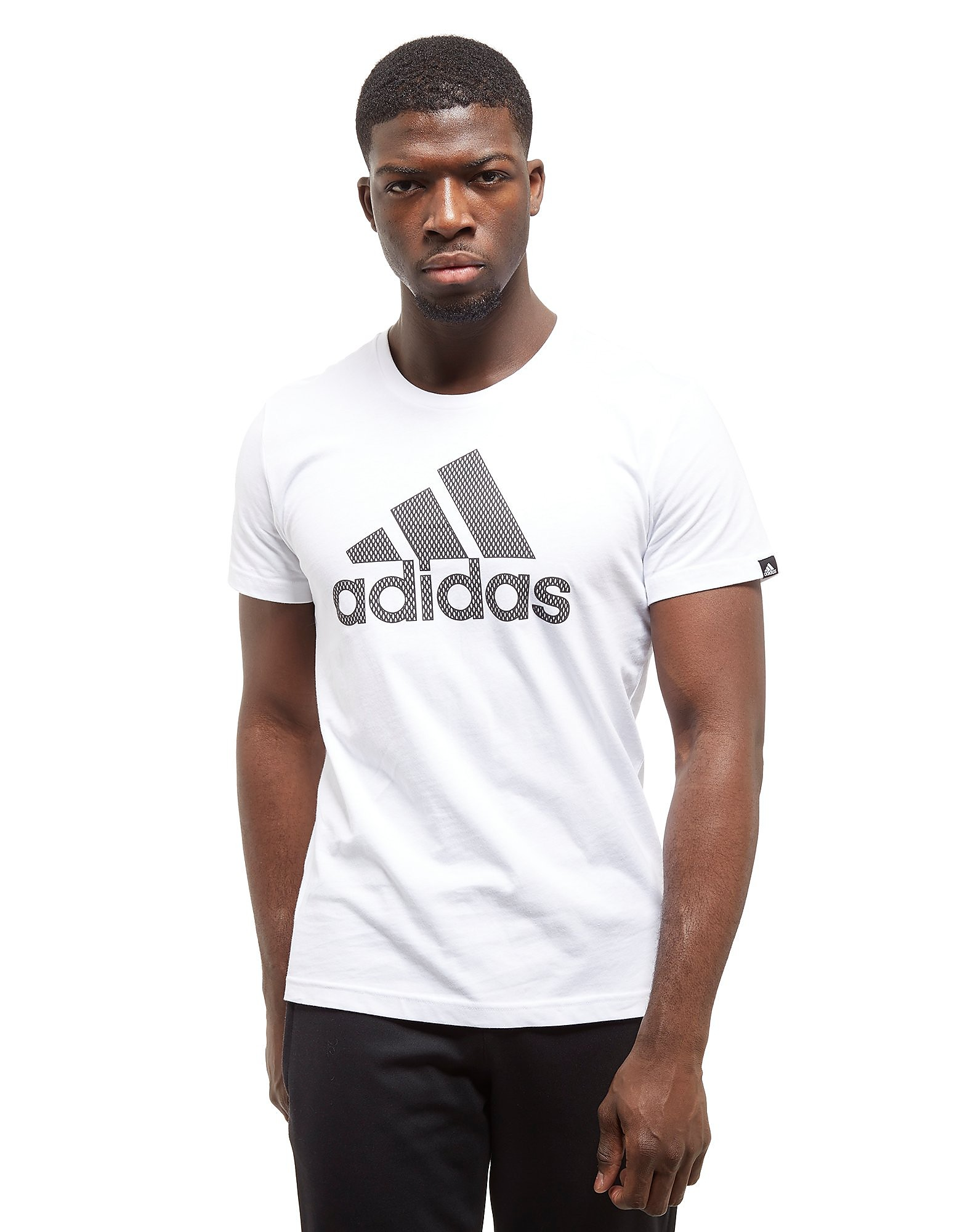 adidas Raised Mesh T-Shirt