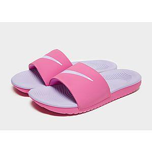 d5ac971a3c5bd Nike Kawa Slides Children Nike Kawa Slides Children