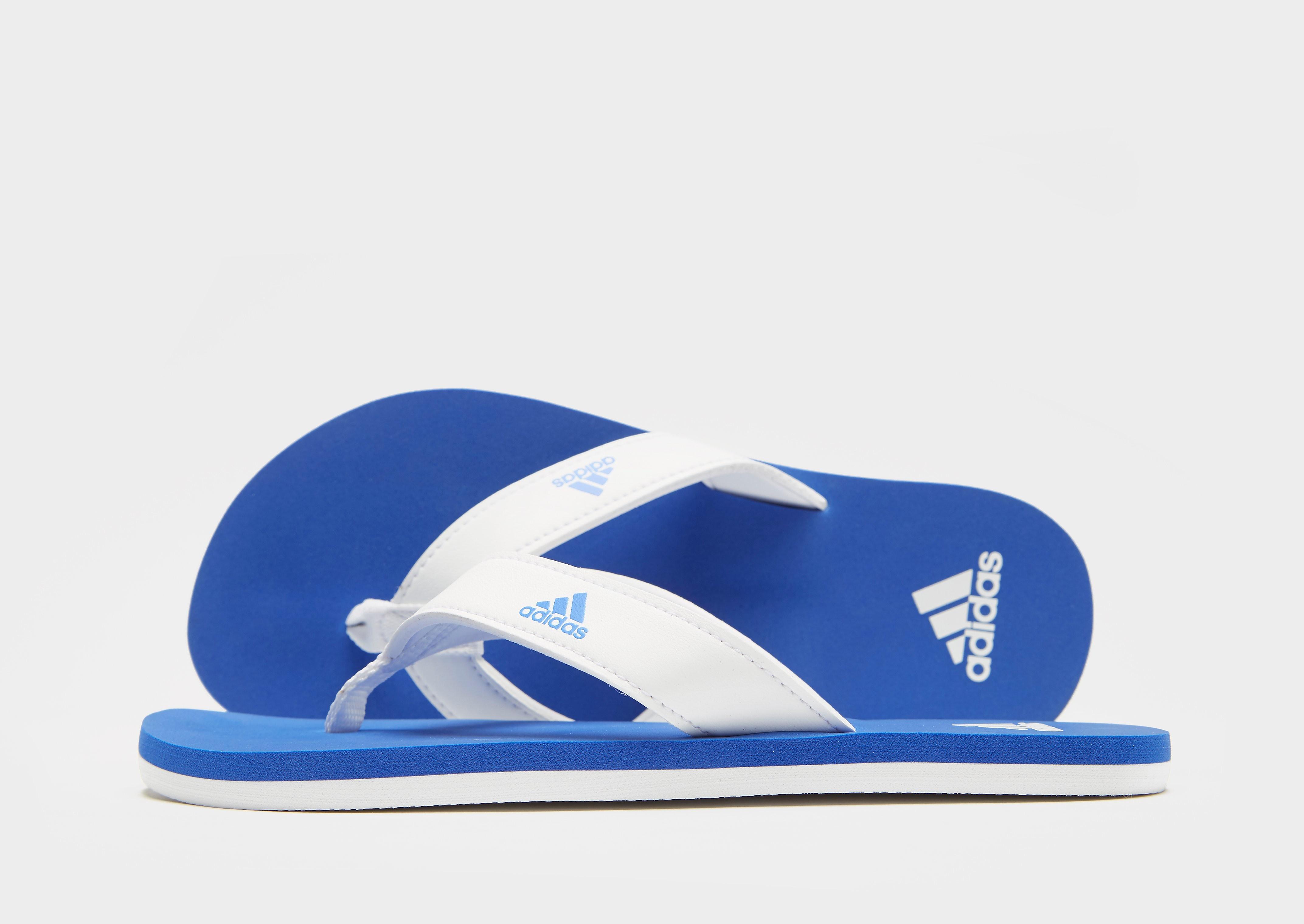 adidas Beach Thong Flip Flops Children