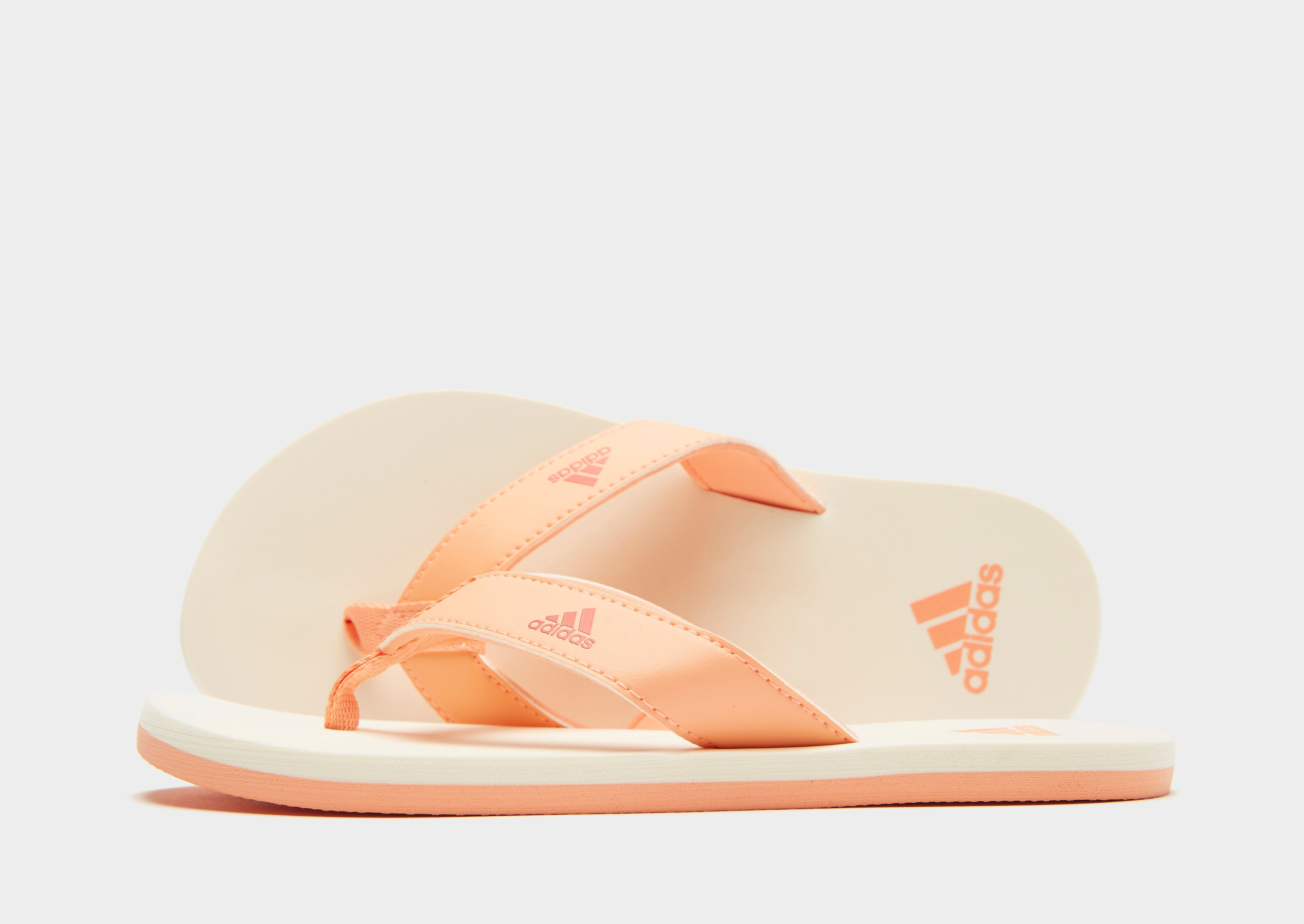 adidas Beach Thong Flip Flops Children