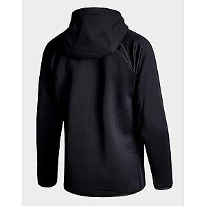 ... Nike Tech Poly Full Zip Hoodie Junior