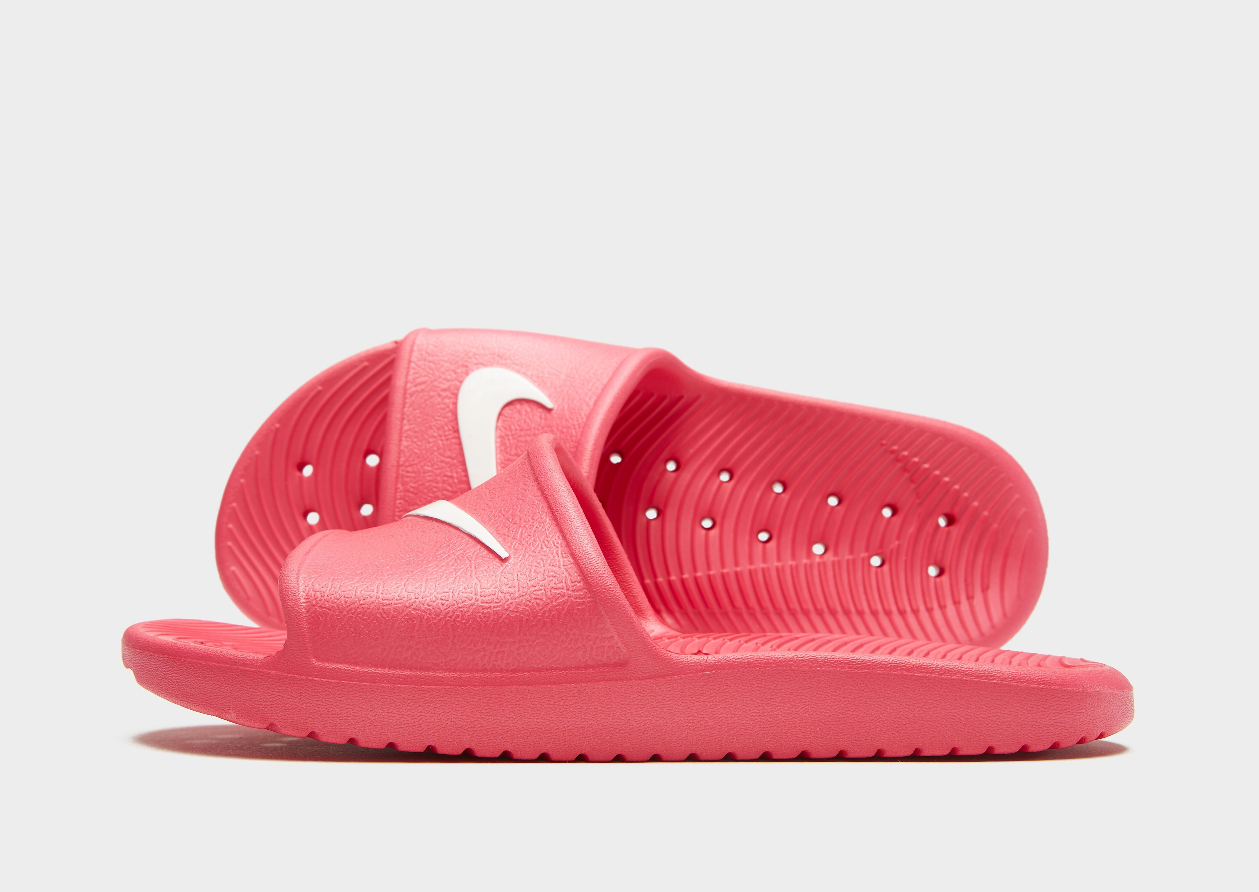 Nike Kawa Shower Slides Junior - Roze - Kind