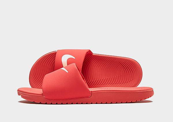 b729dae82 Nike Kawa Slides Junior - Pink - Kids
