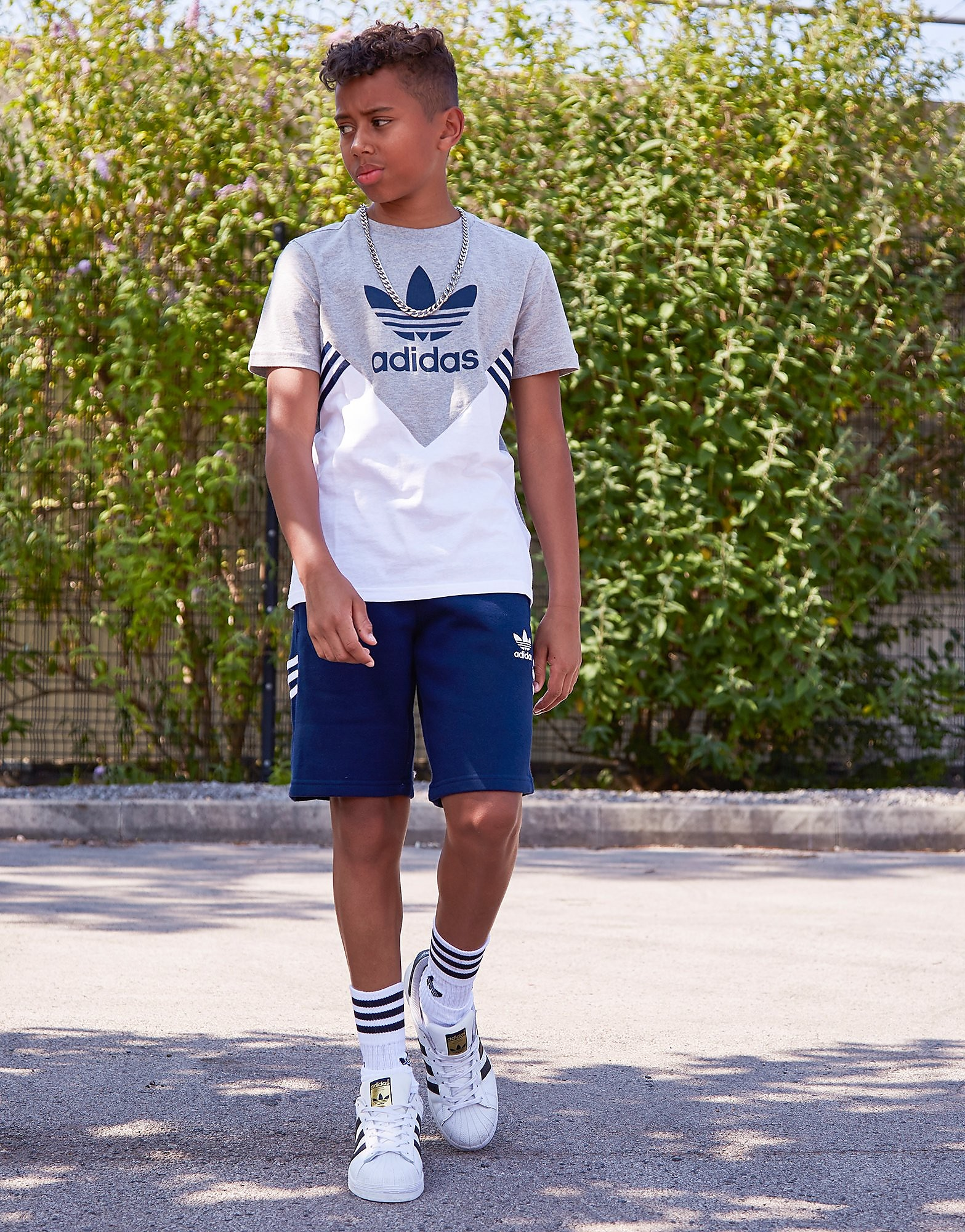 adidas Originals MOA Fleece Shorts Junior