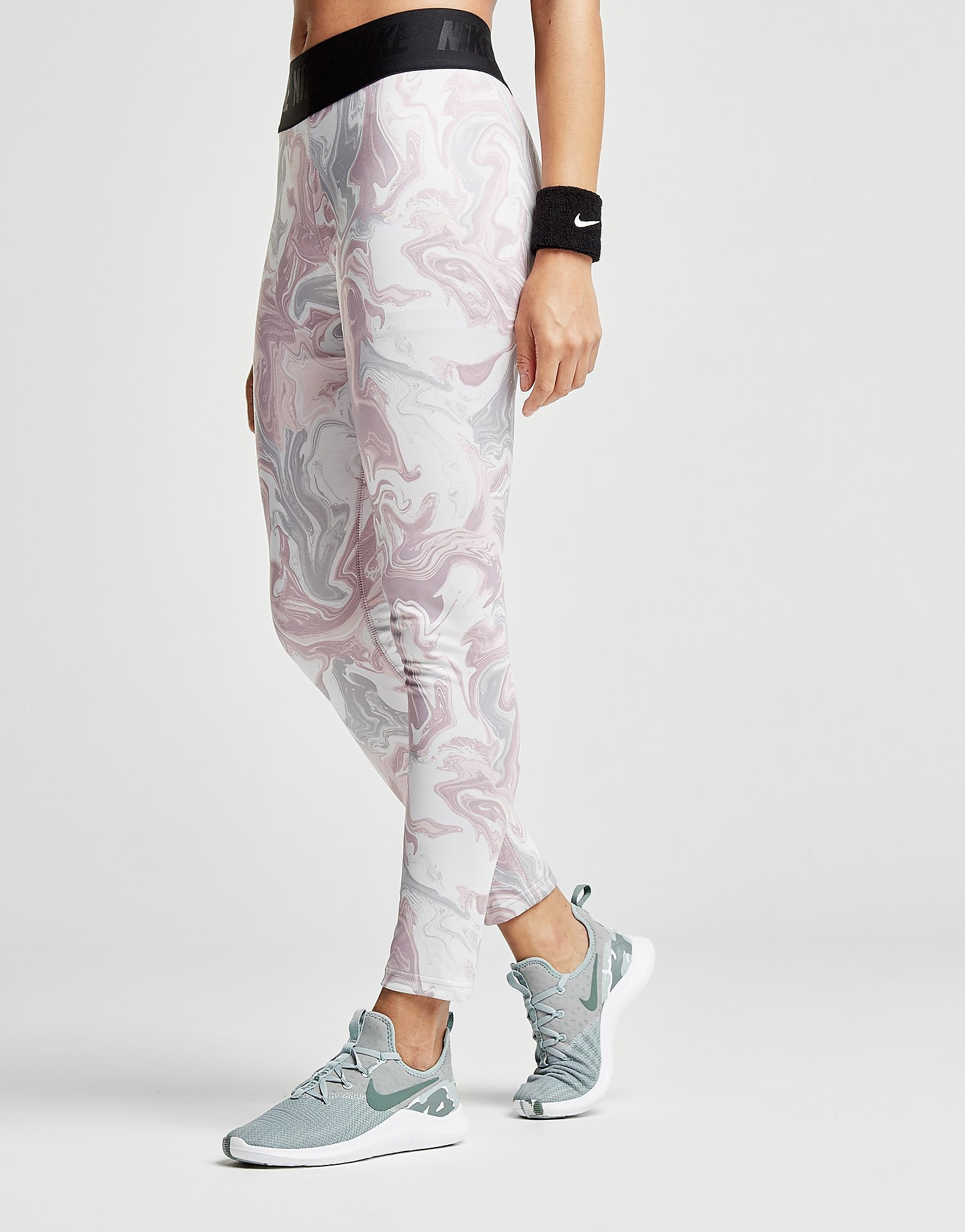 Nike Marble All Over Print Leggings