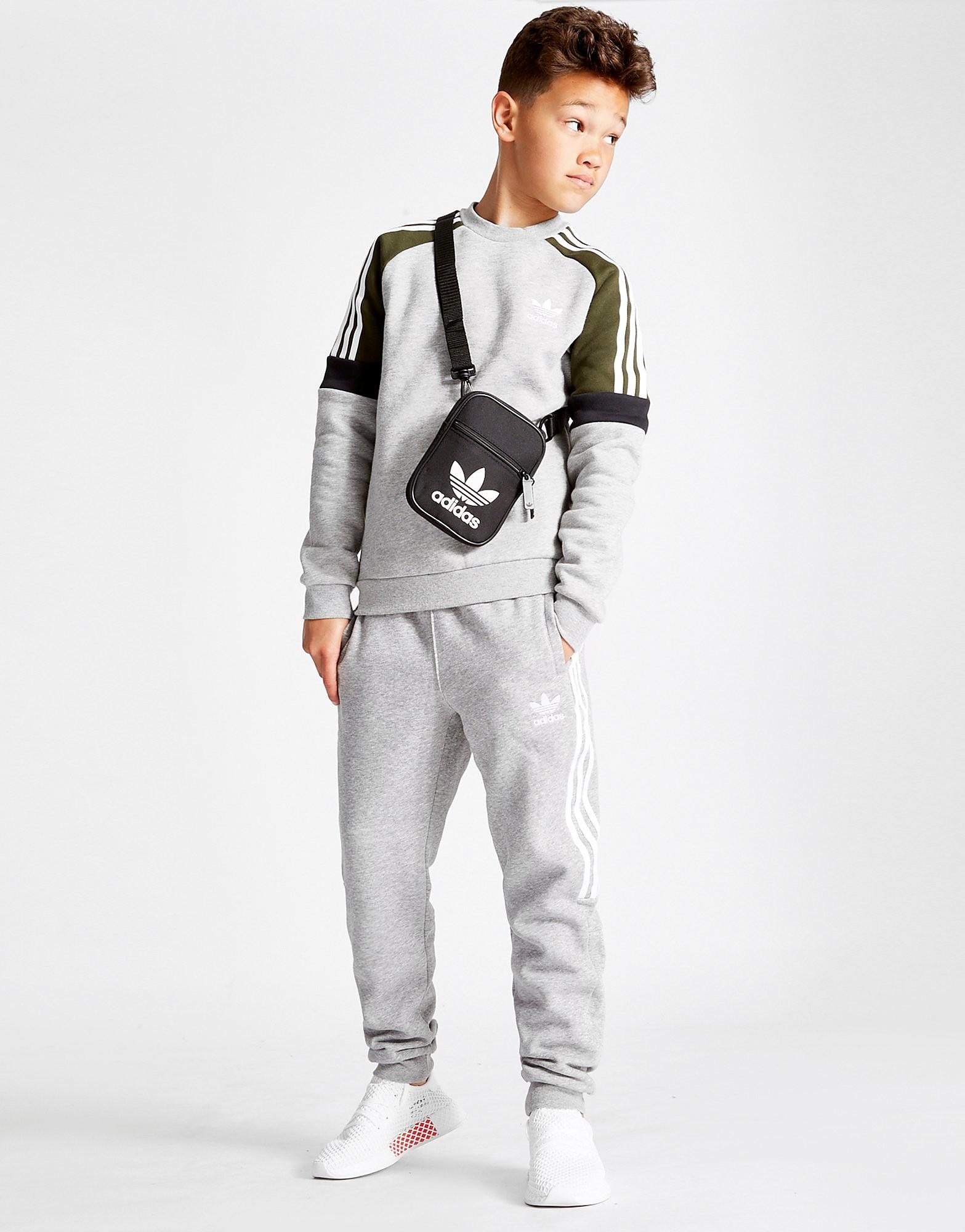 adidas Originals Europe Crew Sweatshirt Junior