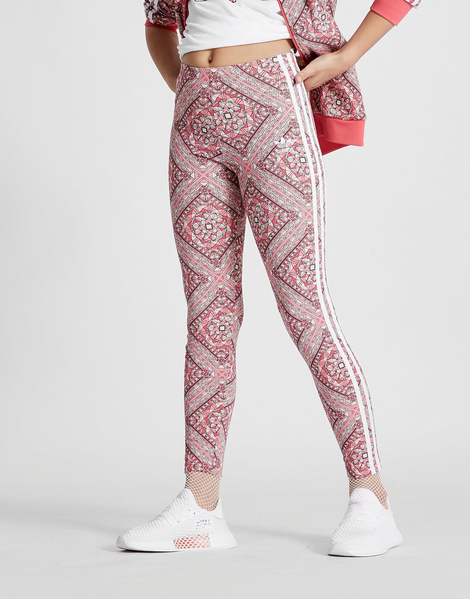 adidas Originals Geo Leggings Junior