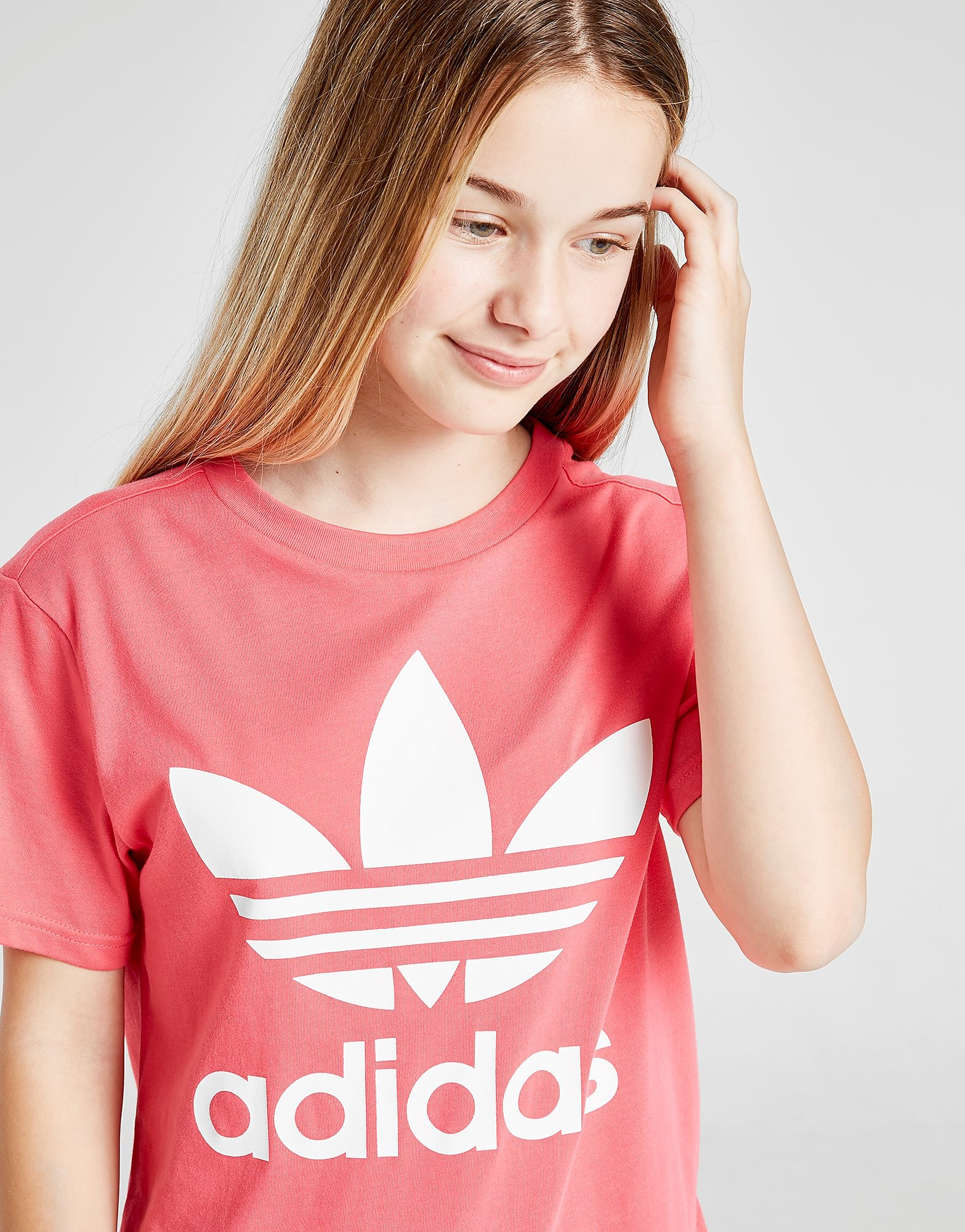 adidas Originals Girls' MOA Shorts Junior