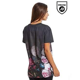 Brookhaven Mesh Floral T-Shirt