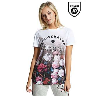 Brookhaven Faded Floral T-Shirt