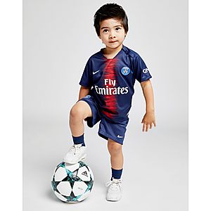 Nike Paris Saint Germain 2018 19 Home Kit Infant ... 4c0c940a53249