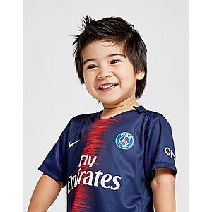 57d0746f24f ... Nike Paris Saint Germain 2018 19 Home Kit Infant
