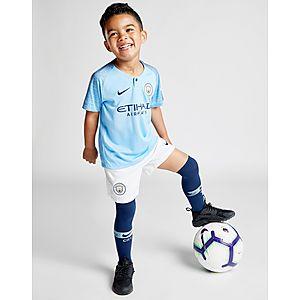 Nike Manchester City 18 19 Home Kit Children ... 5f60d1e7619