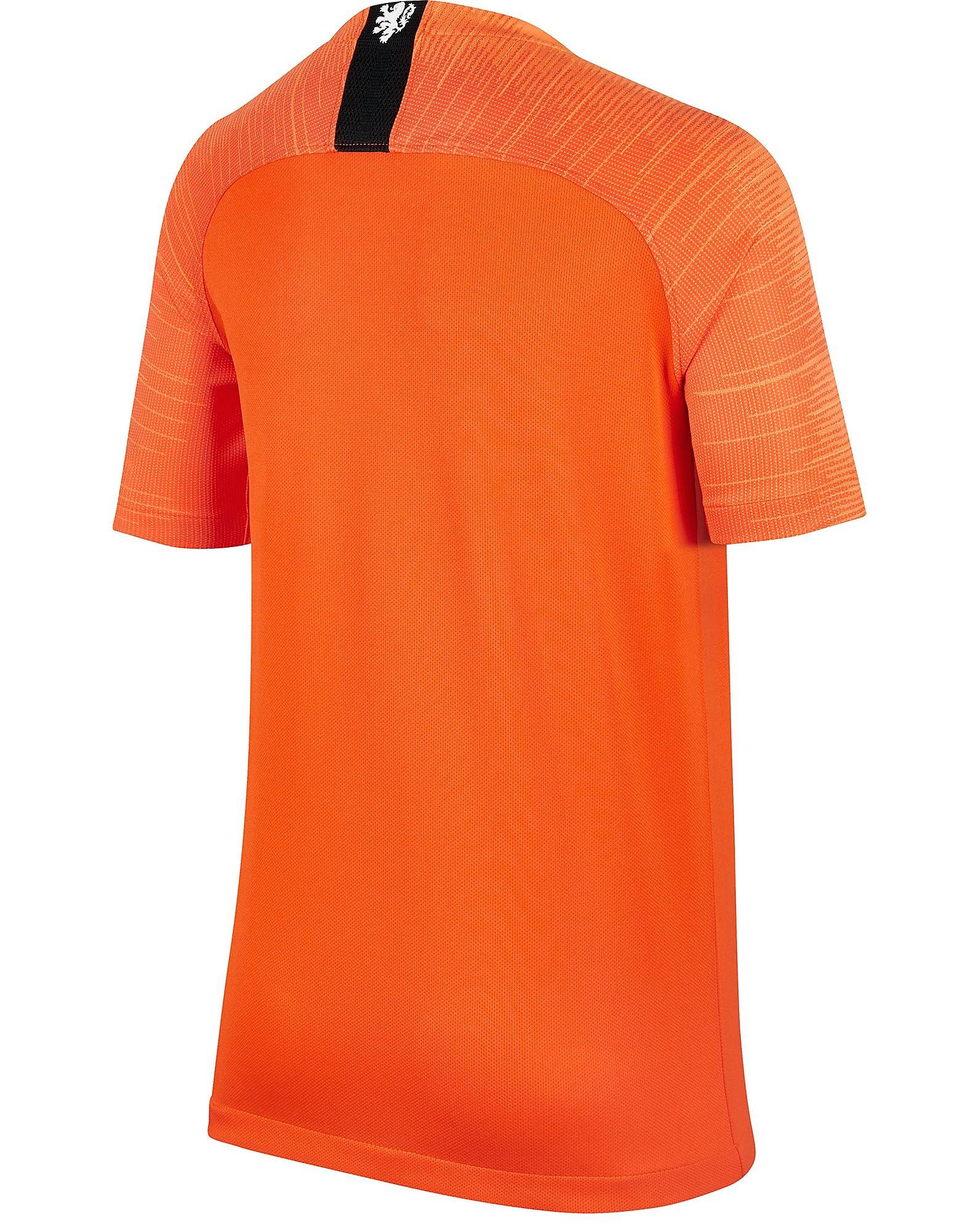 Nike Holland 2018 Home Shirt Junior