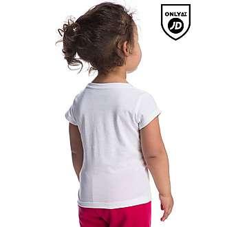 Converse Girls' Chuck T-Shirt Infant