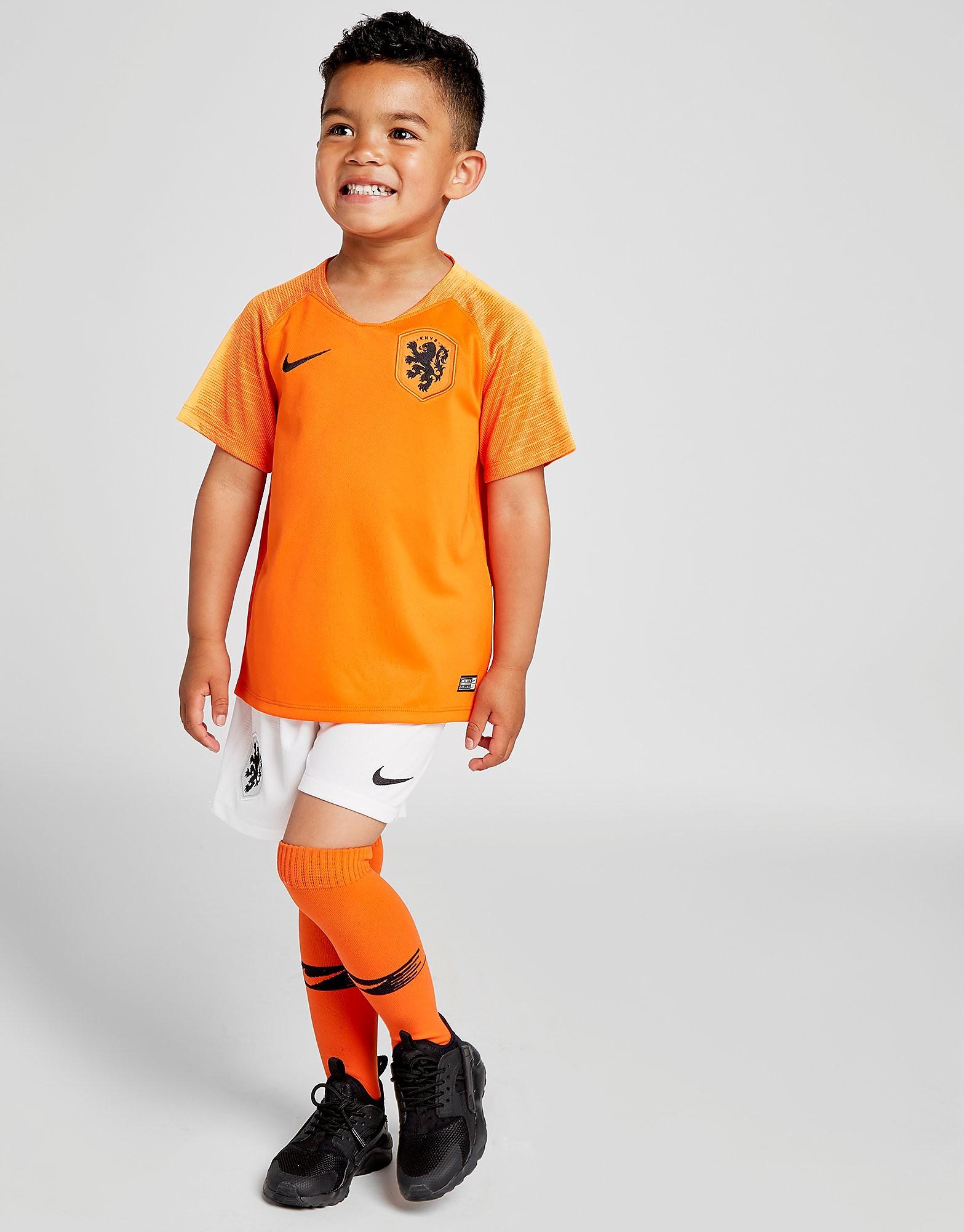 Nike Holland 2018 Home Kit Kinderen PRE ORDER