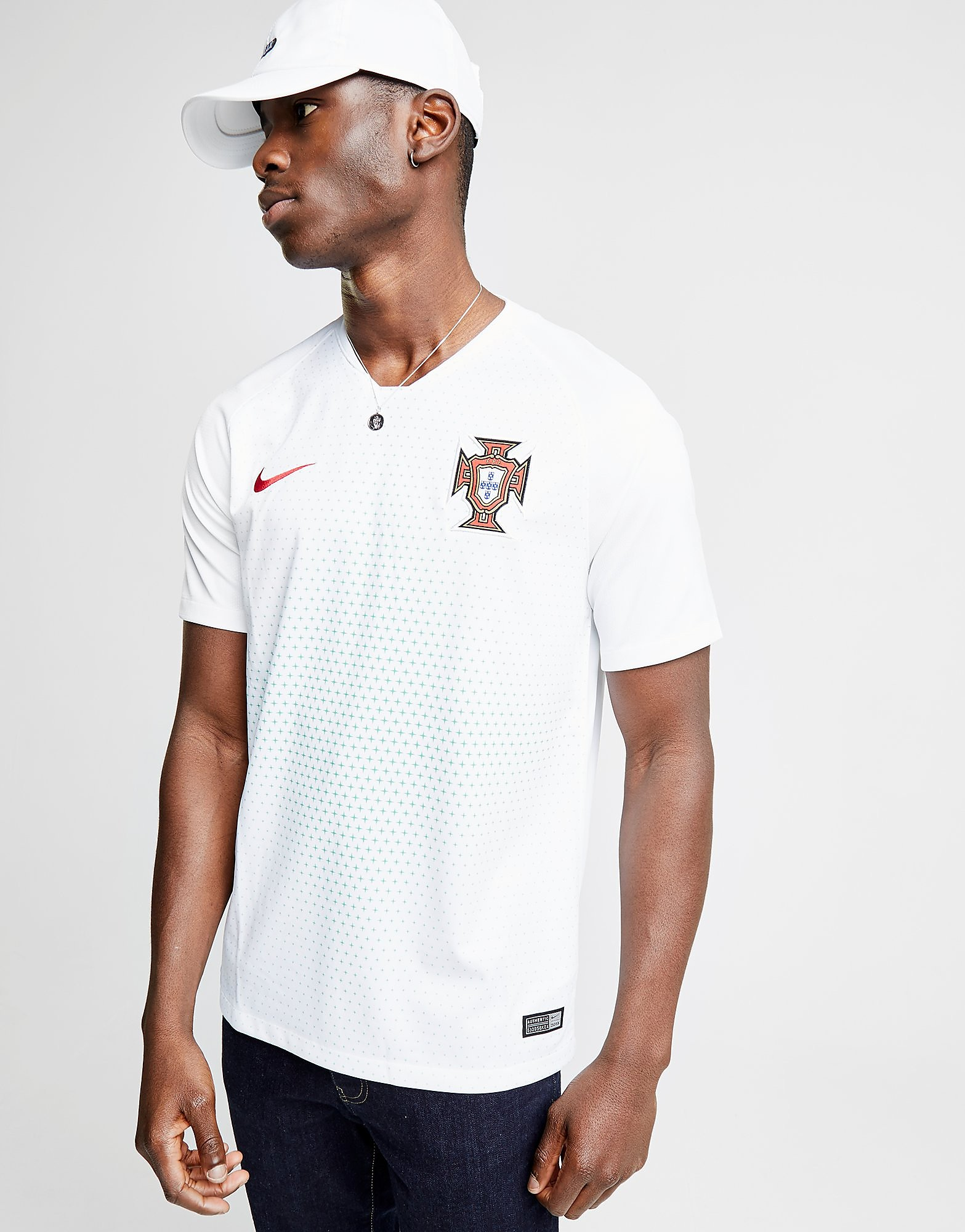 Nike Portugal 2018 Away Shirt