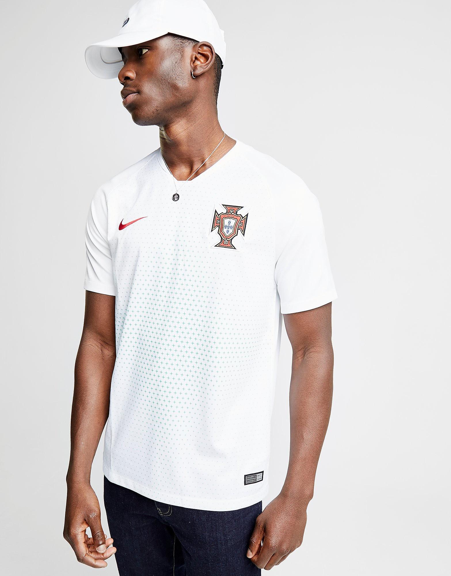 Nike Maillot Extérieur Portugal 2018 Homme