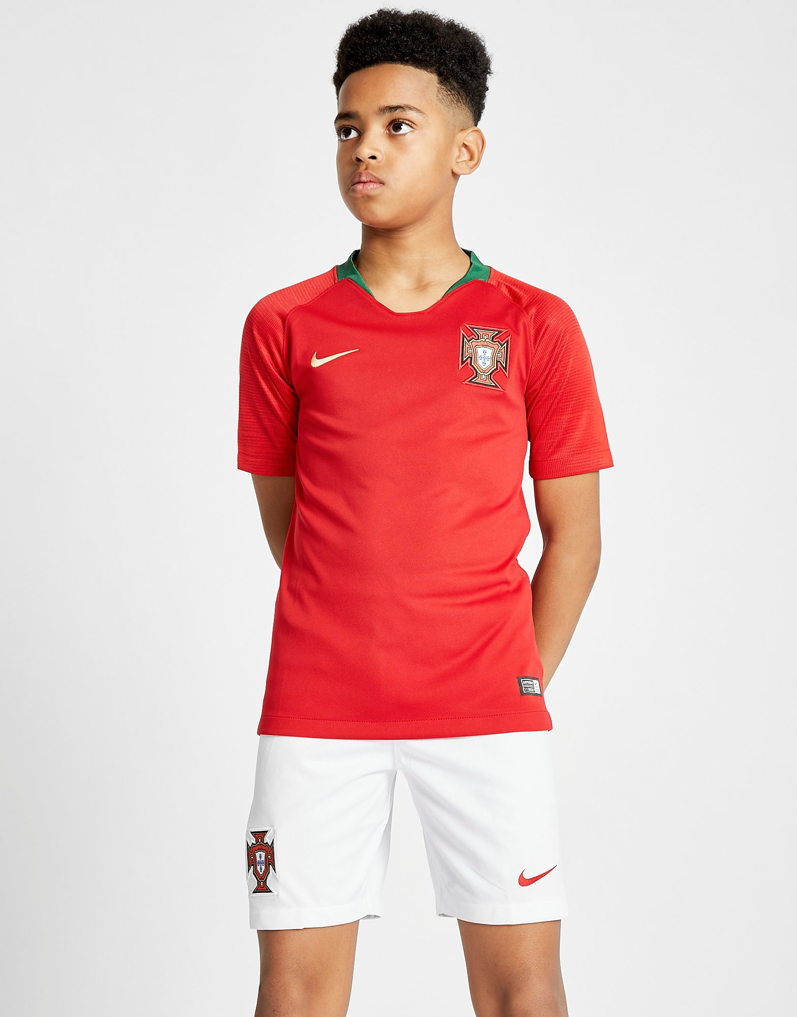 Nike Maillot Domicile Portugal 2018 Homme