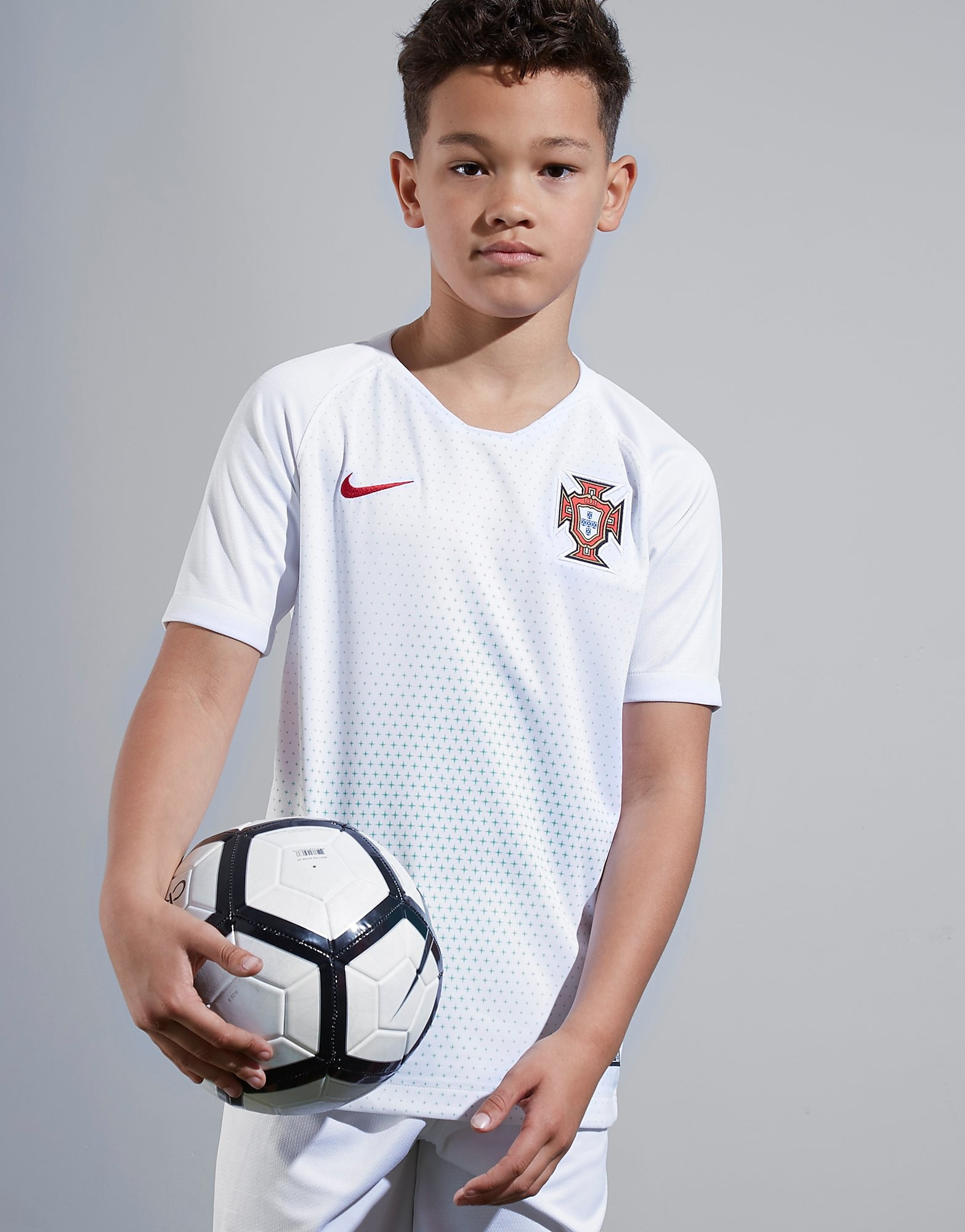 Nike Portugal 2018 Away Shirt Junior