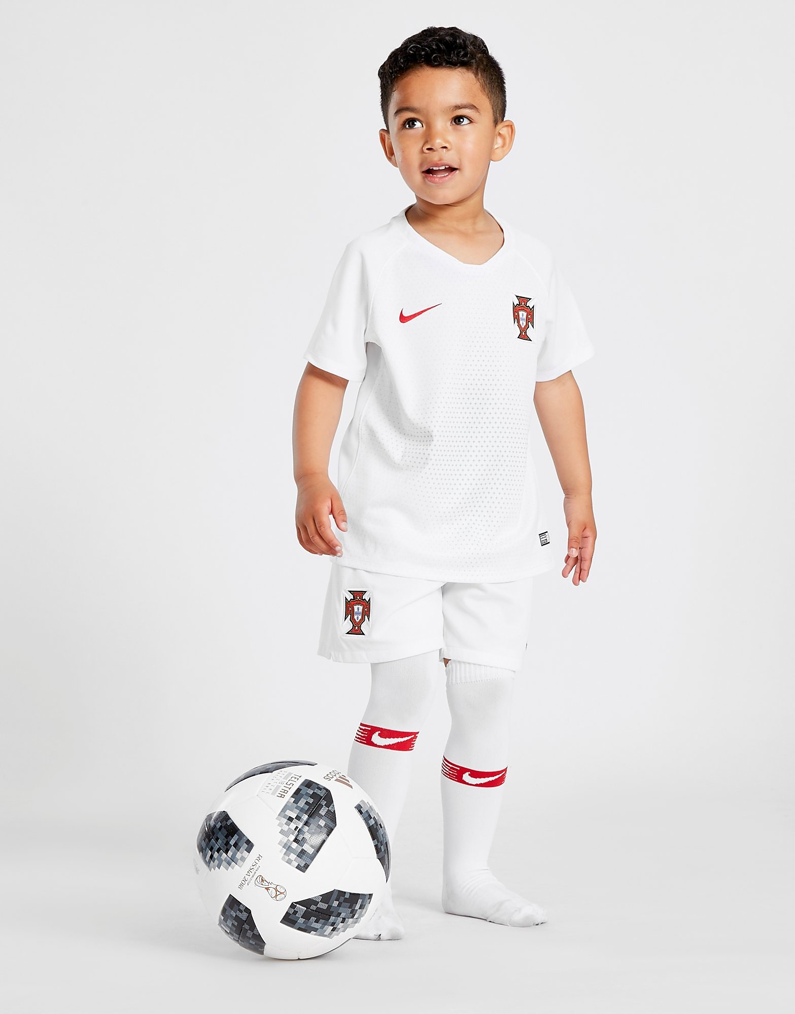 Nike Portugal 2018 Away Kit Children