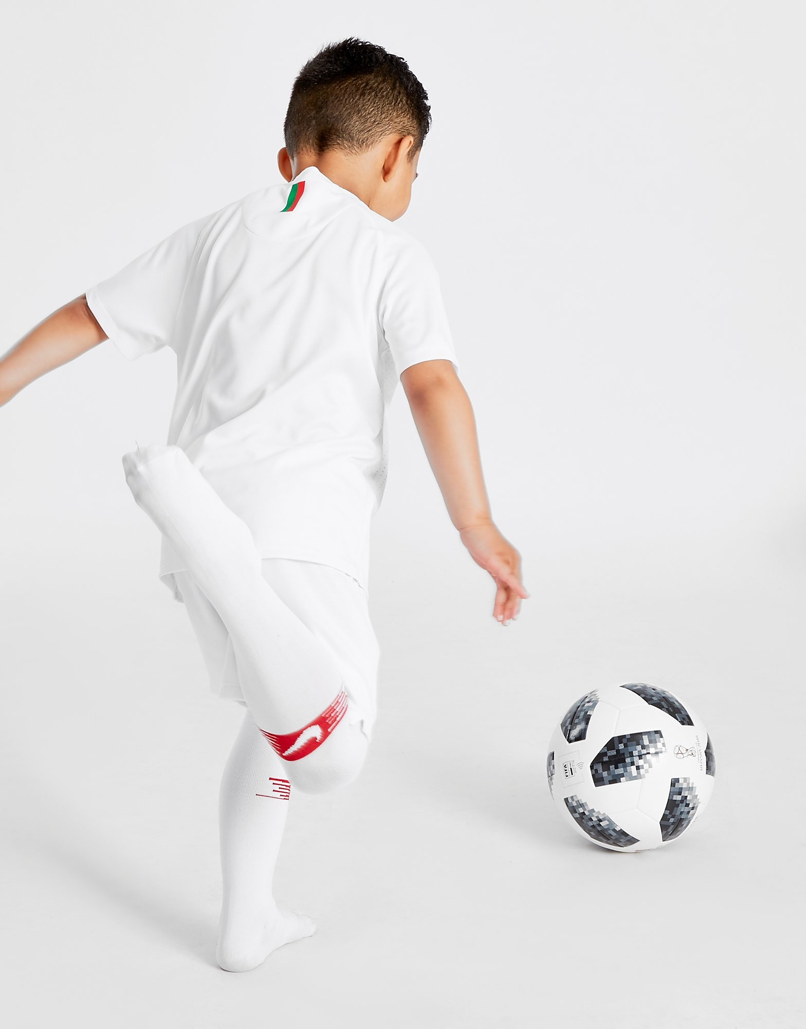 Nike Portugal 2018 Away Kit Kinderen PRE ORDER