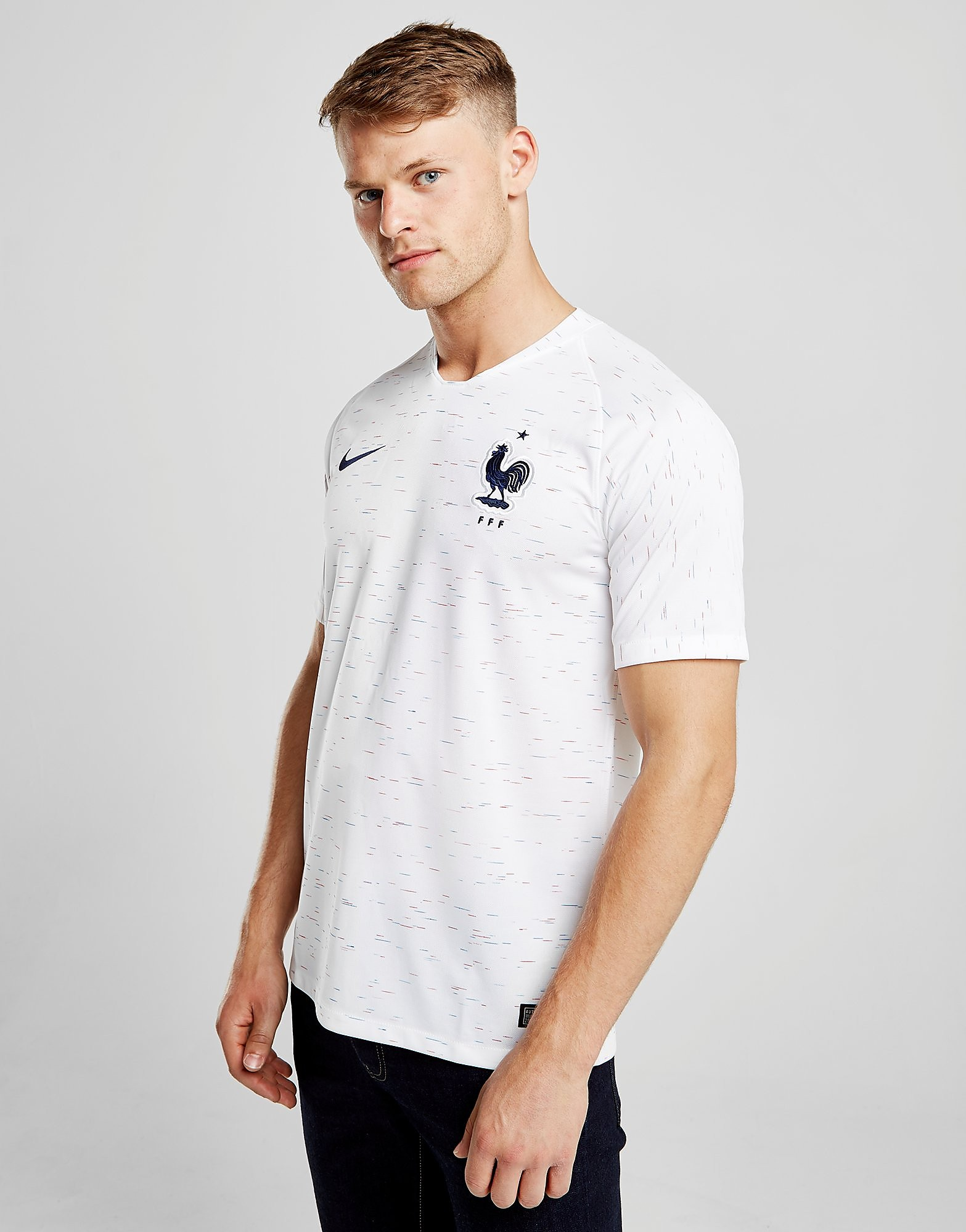 Nike Maillot Extérieur France 2018 Homme