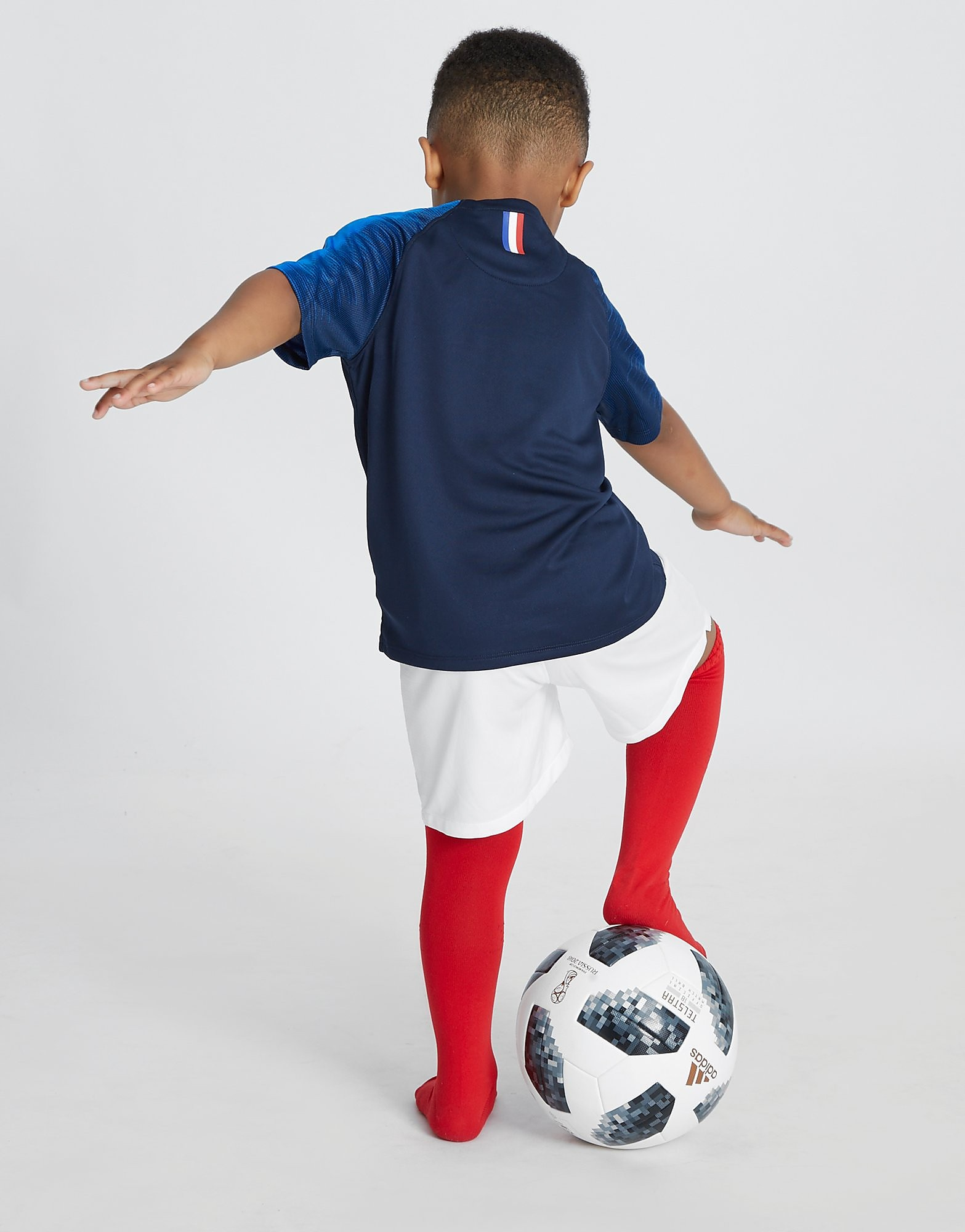 Nike France 2018 Home Kit Children