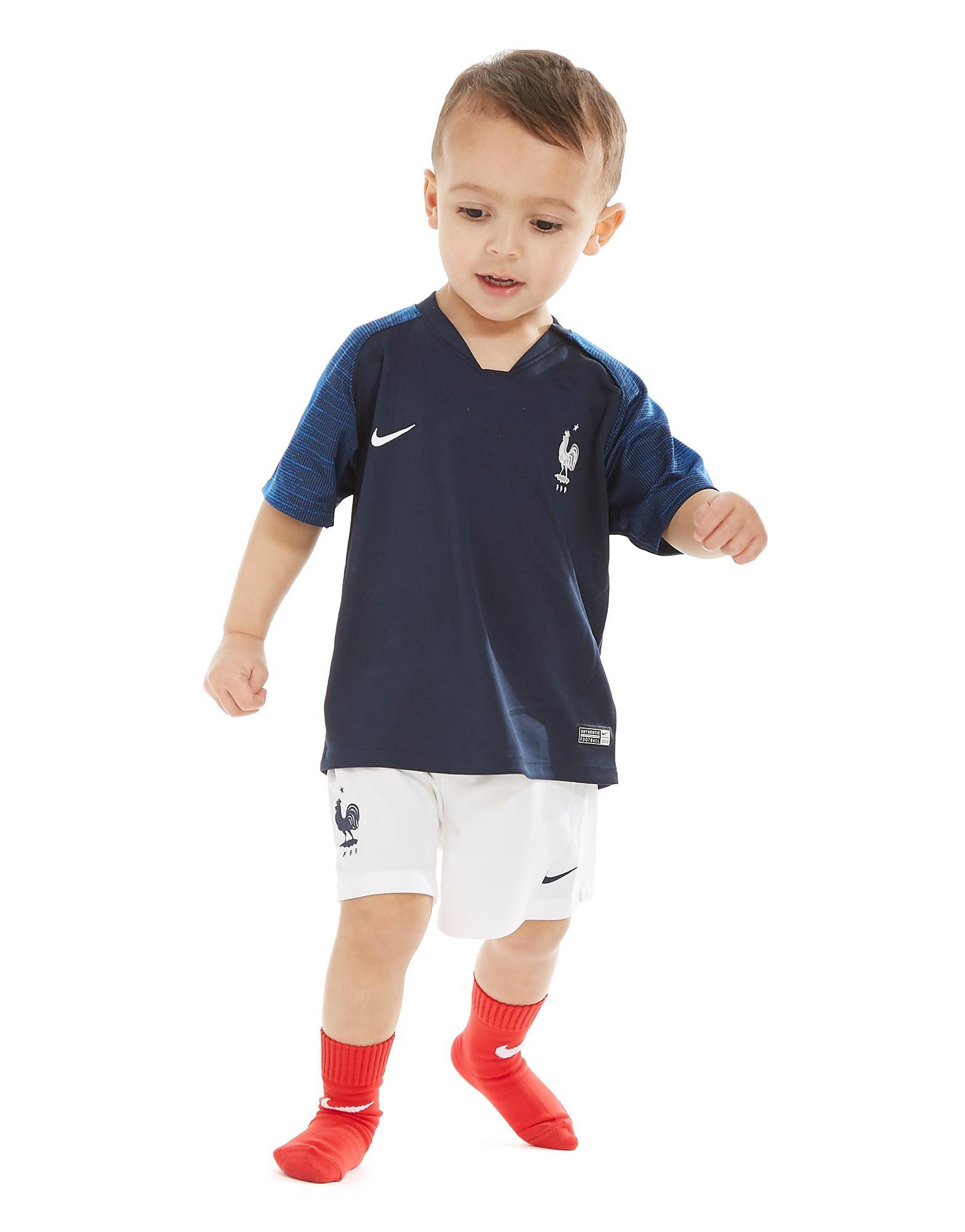Nike Frankrike 2018 Hemmaset Baby