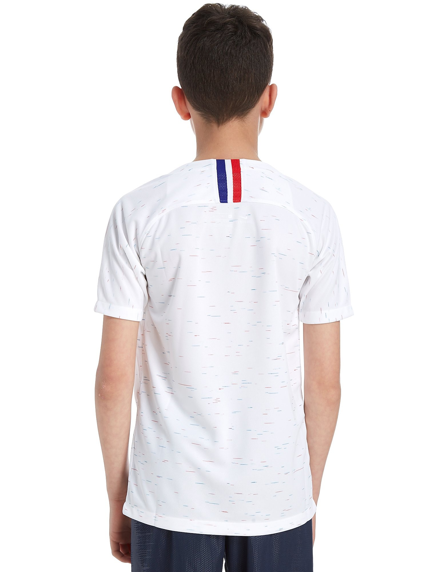 Nike France 2018 Away Shirt Junior