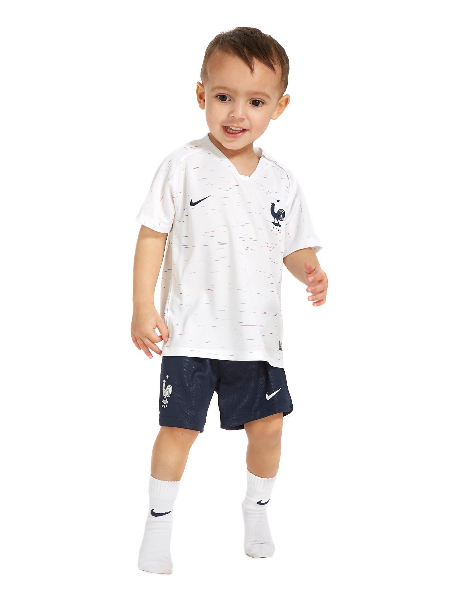 Nike Frankrike 2018 Bortaset Baby
