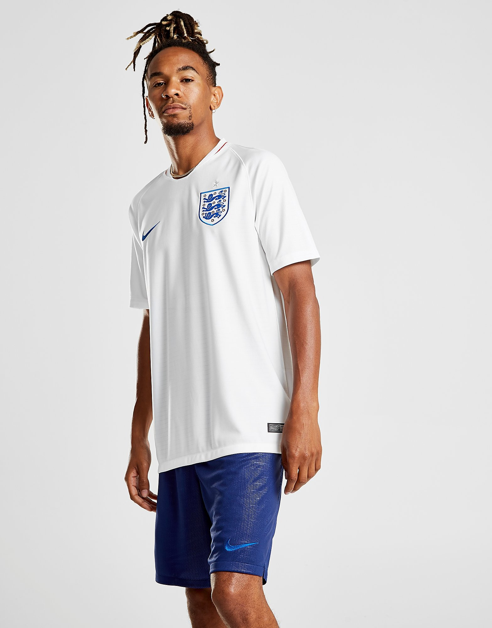 Nike England 2018 Home Shorts
