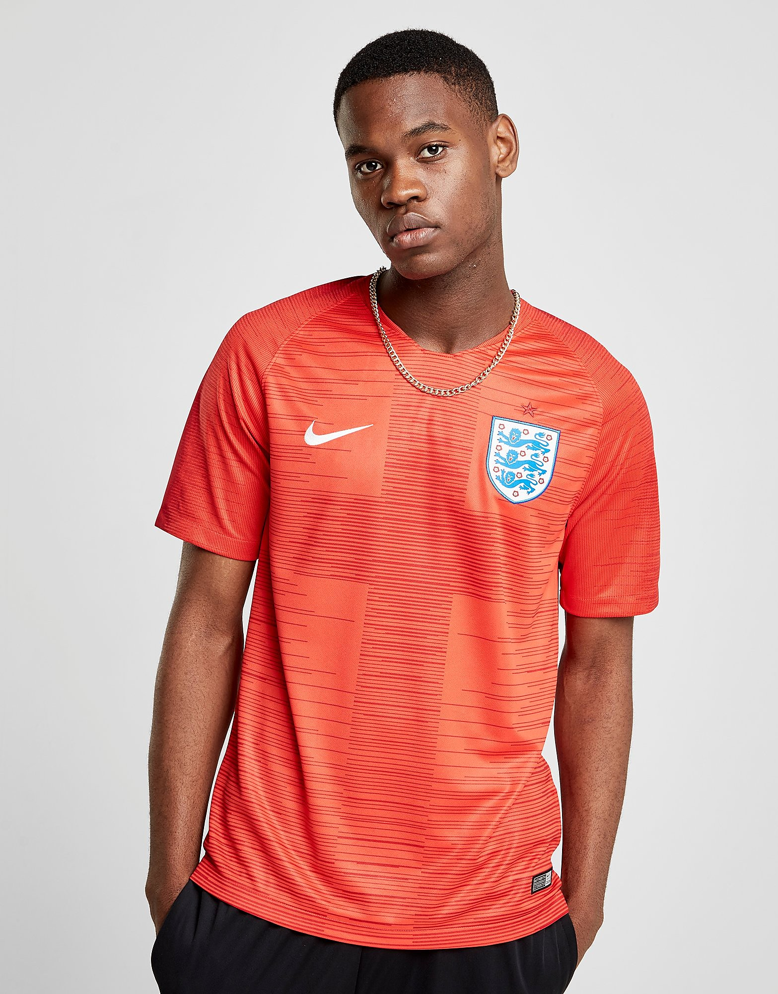 Nike England 2018 Away Shirt