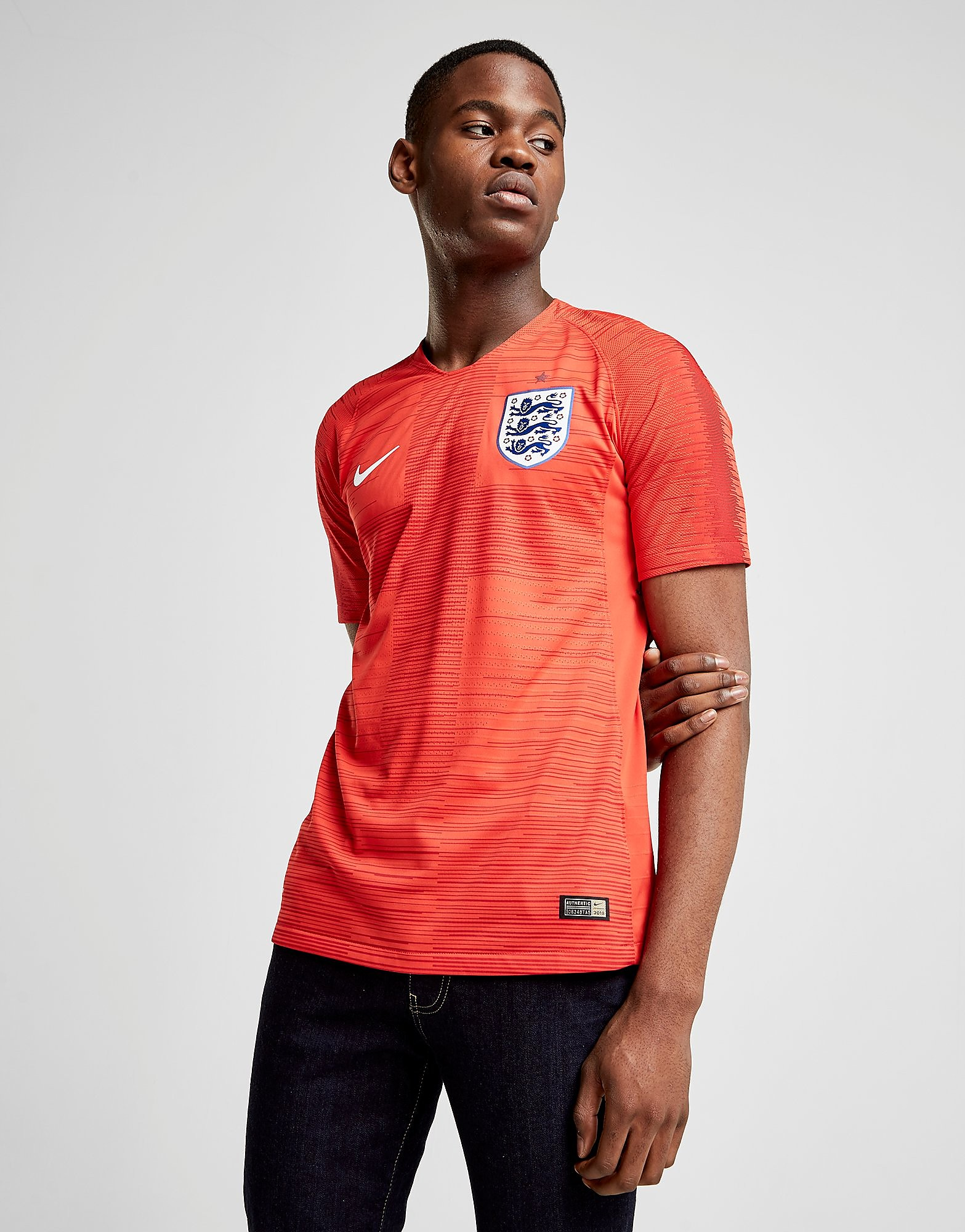Nike England 2018 Away Vapor Shirt