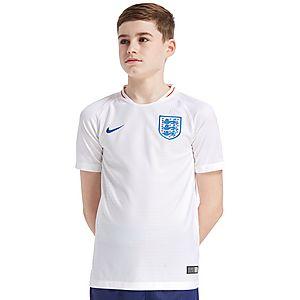 44691434ab7 Nike England 2018 Home Shirt Junior ...