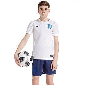 44b577361 Nike England 2018 Home Shirt Junior Nike England 2018 Home Shirt Junior