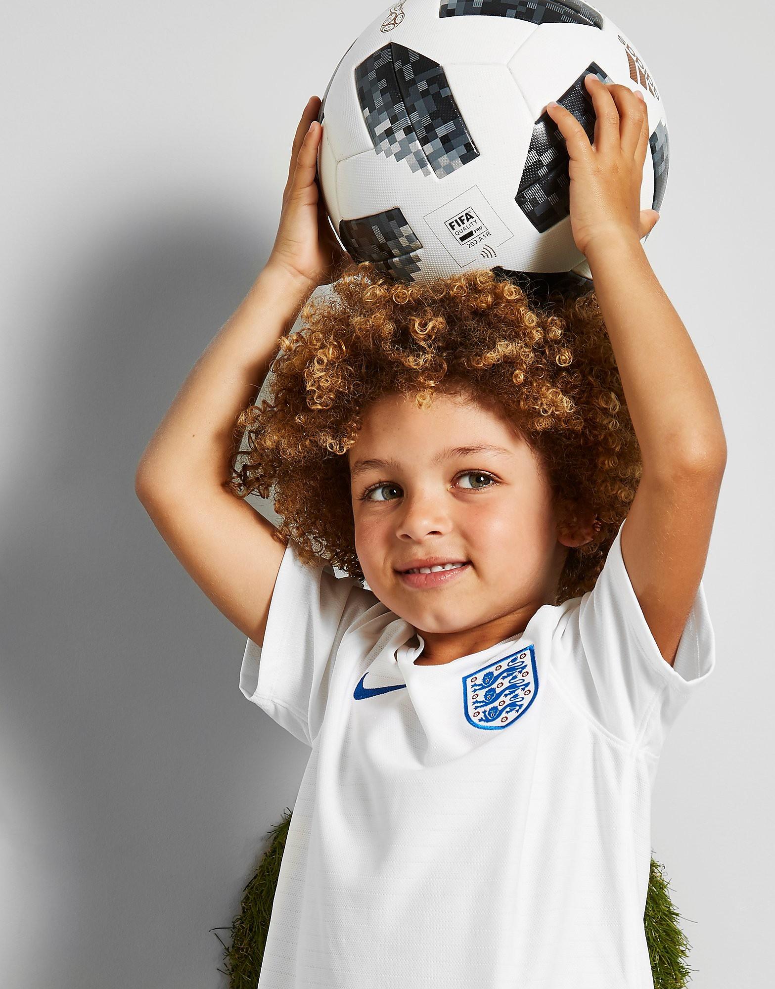 Nike Inghilterra 2018 Completo Home Bambino