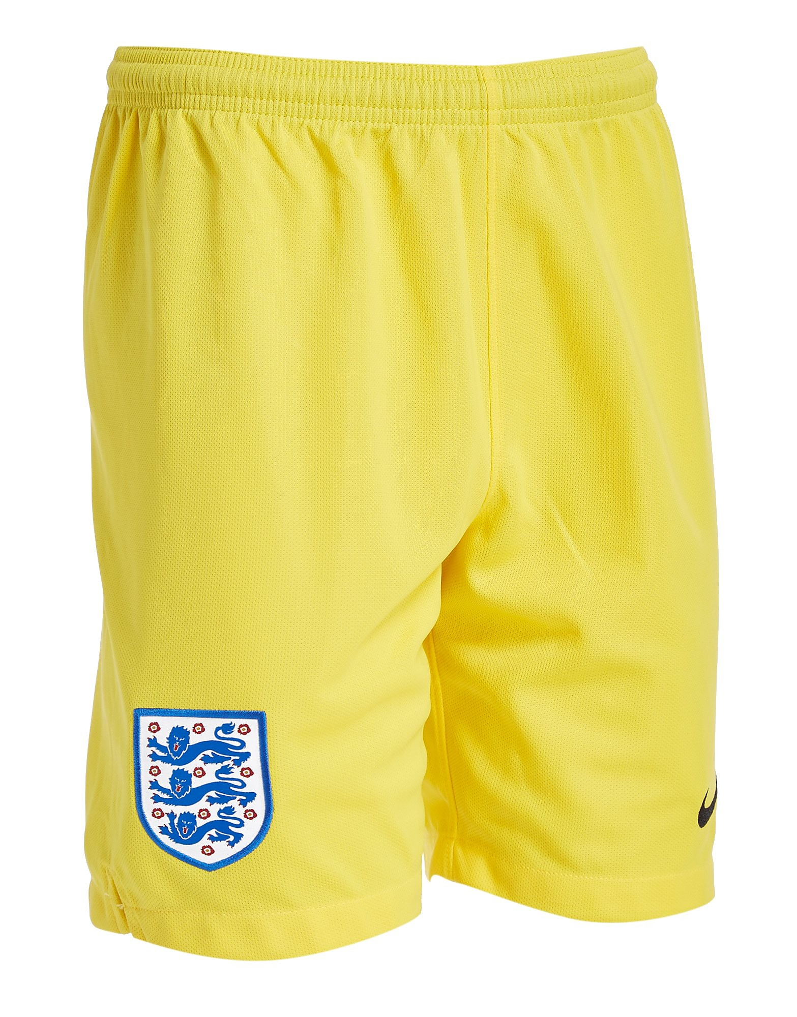 Nike England 2018 Home Goalkeeper Shorts Junior