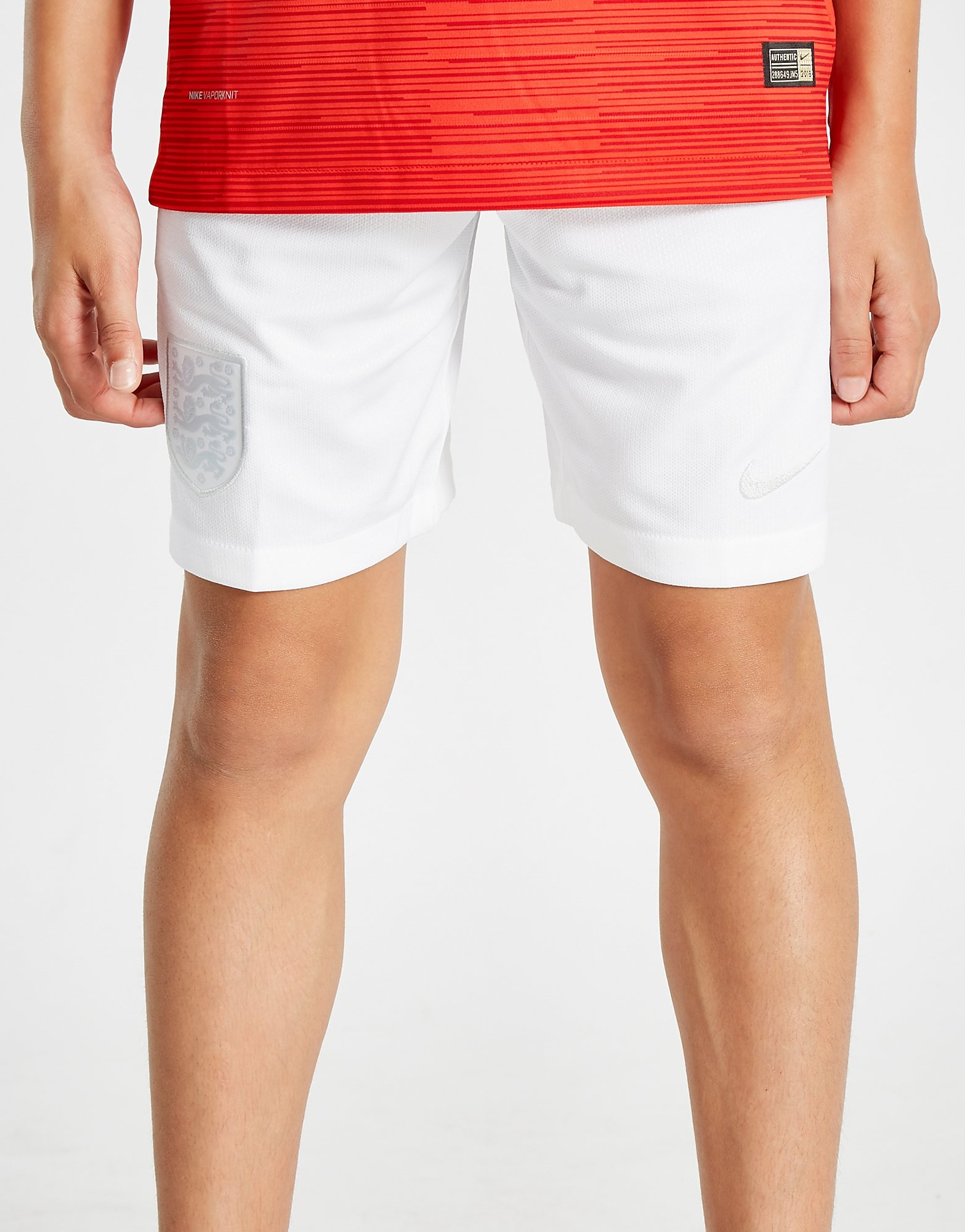 Nike England 2018 Away Shorts Junior