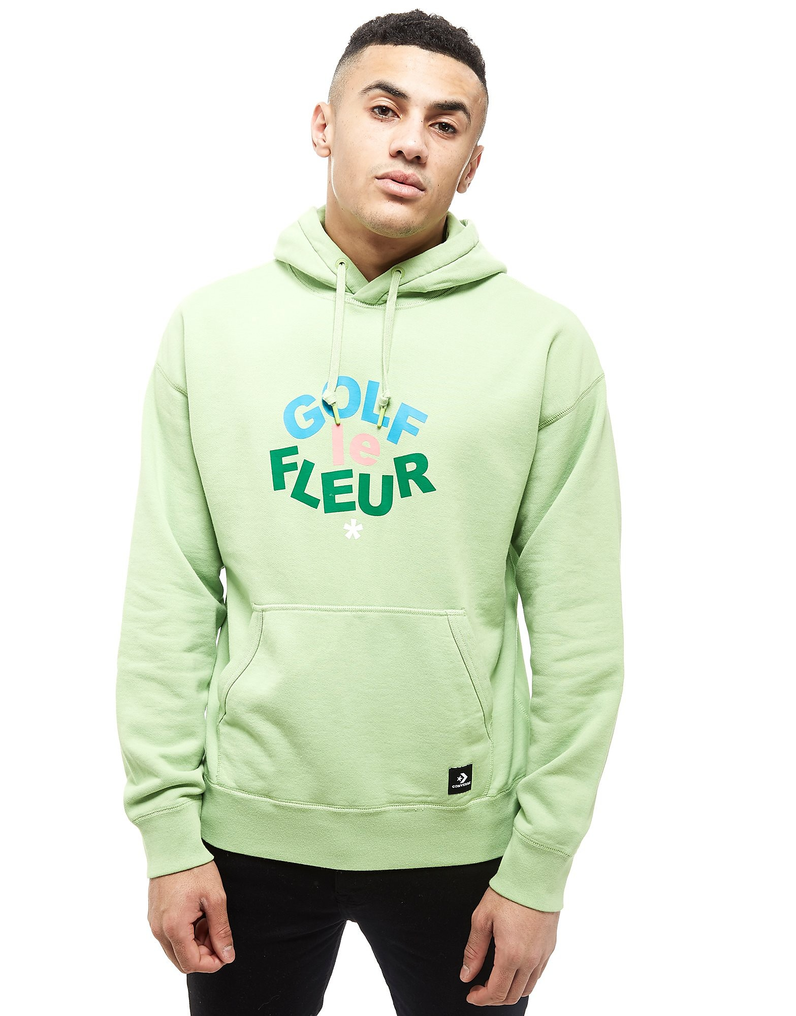 Converse x Tyler Golf Le Fleur Overhead Hoodie