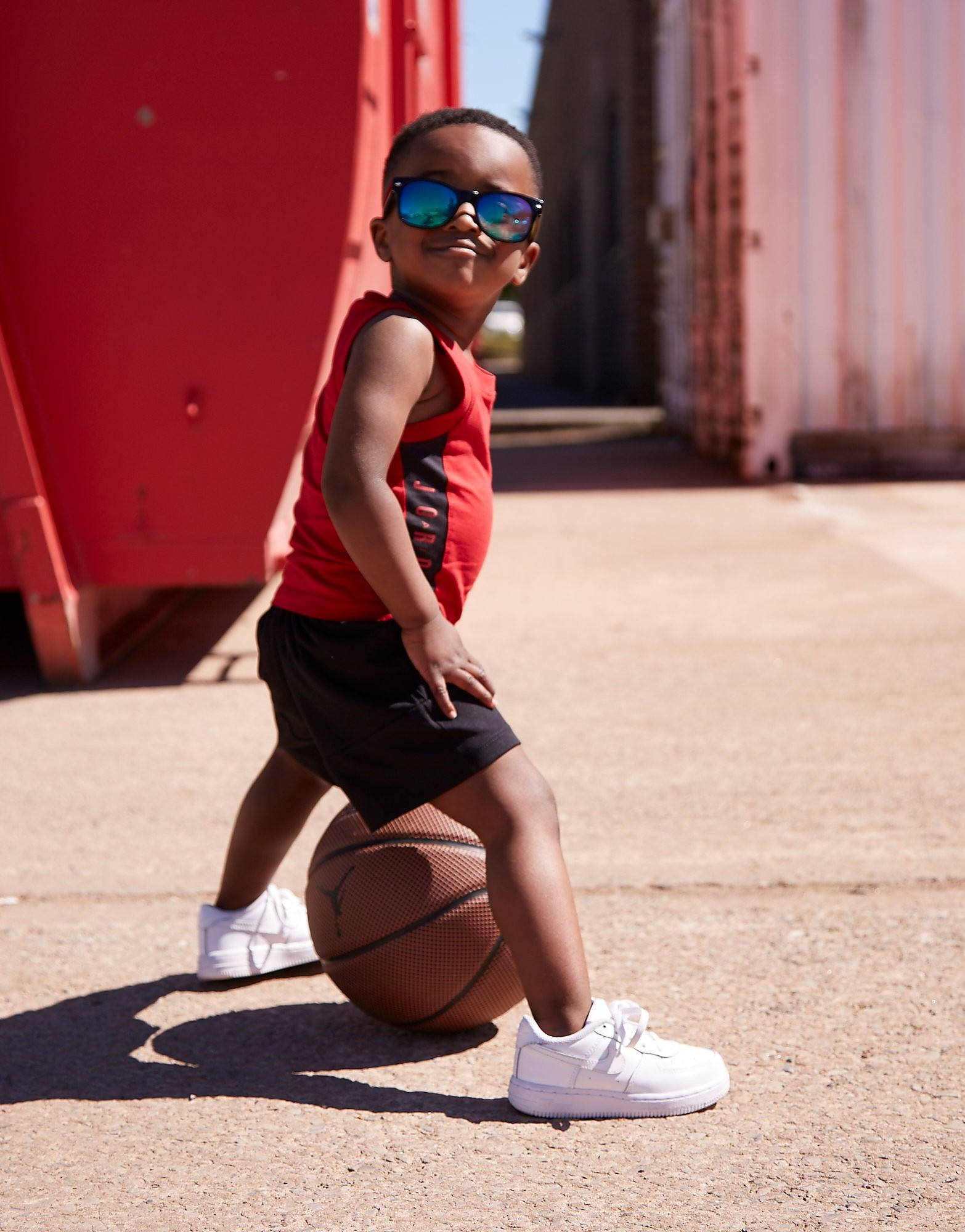 Jordan Air 23 Rise Basketball Set Infant