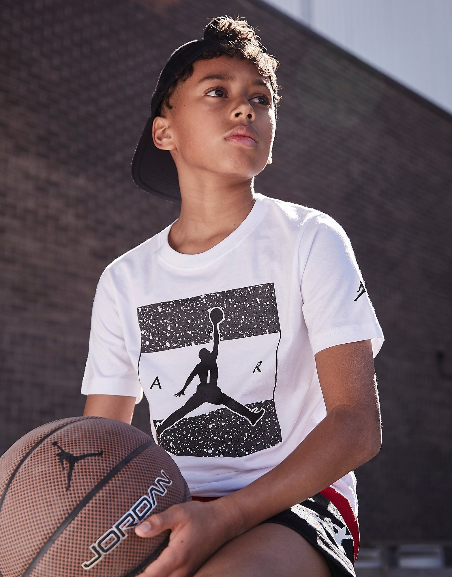 Jordan Jumpman Box T-Shirt Junior