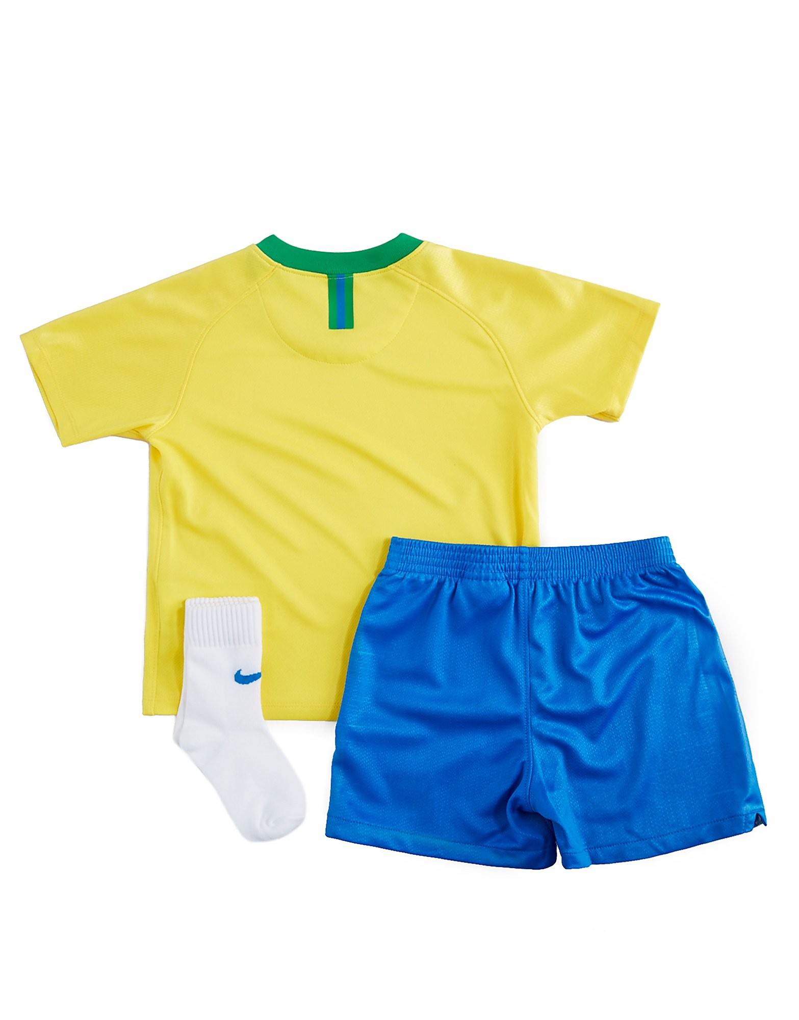 Nike Brazil 2018 Home Kit Infant