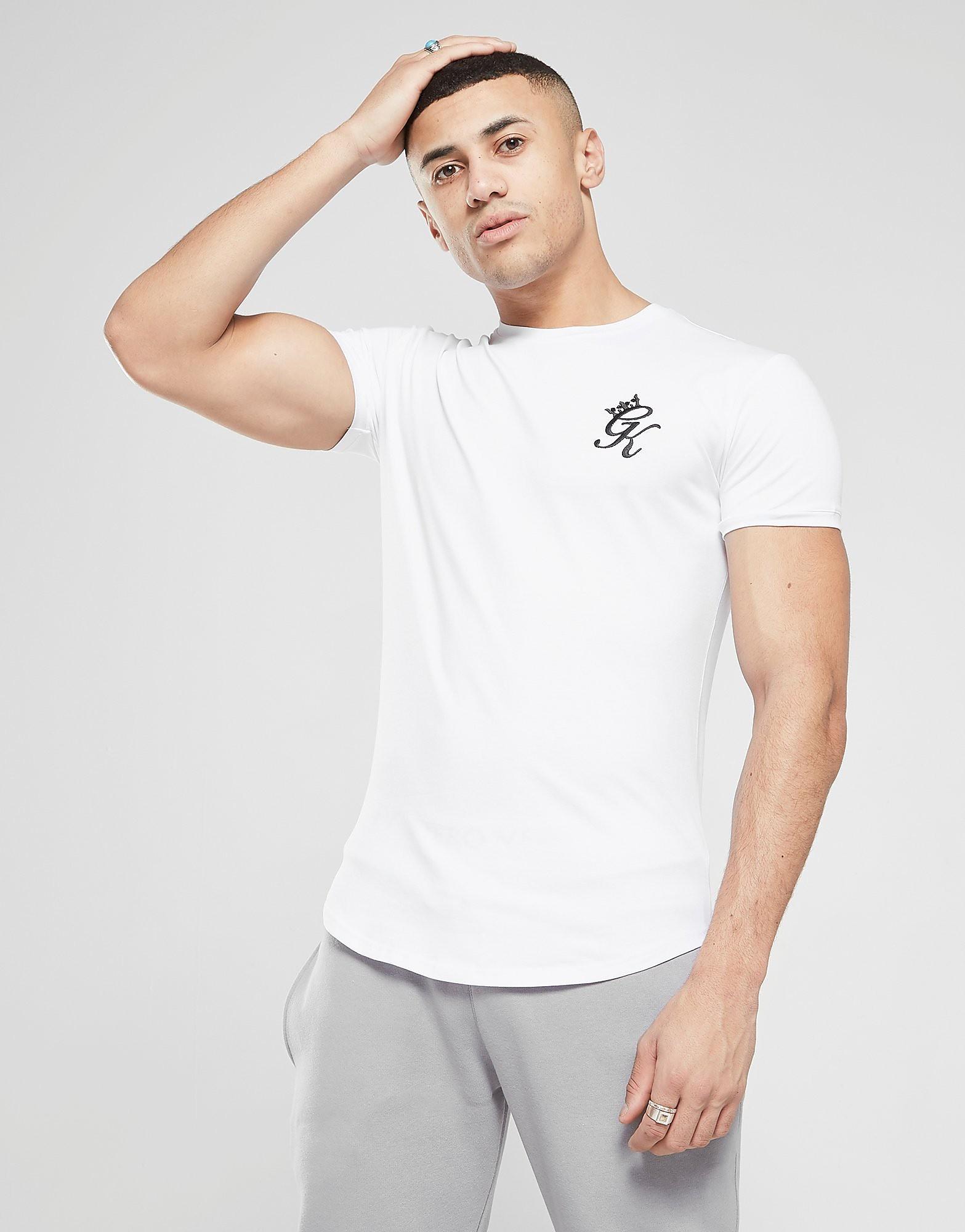 Gym King Core T-Shirt Heren - Wit - Heren