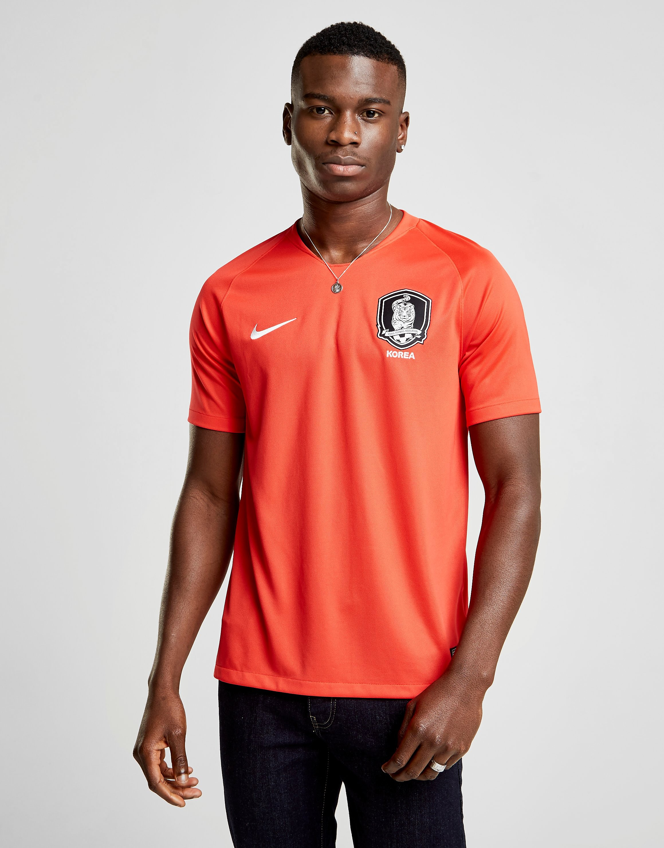 Nike South Korea 2018 Home Shirt